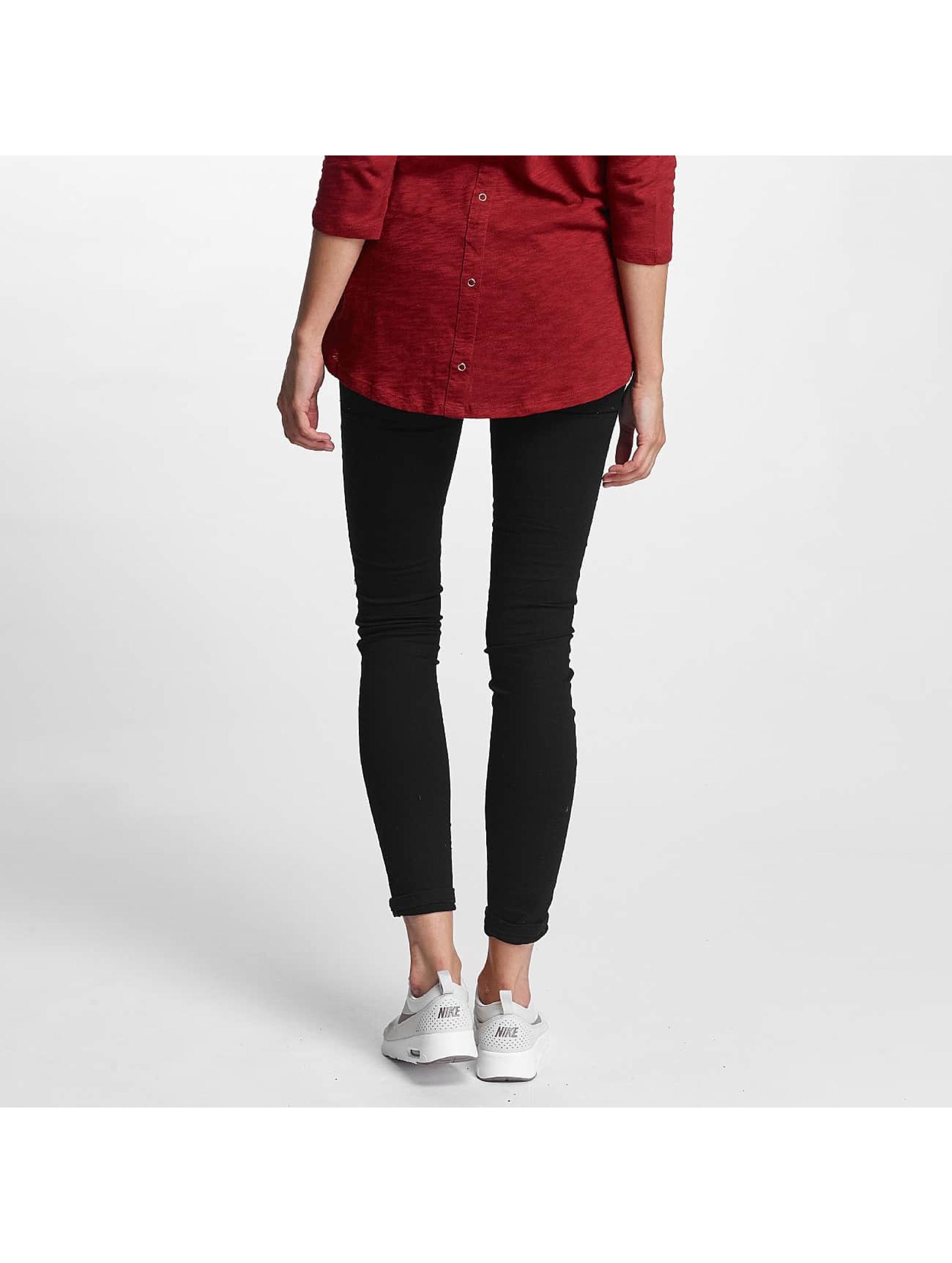 Hailys Skinny jeans Kina Biker zwart