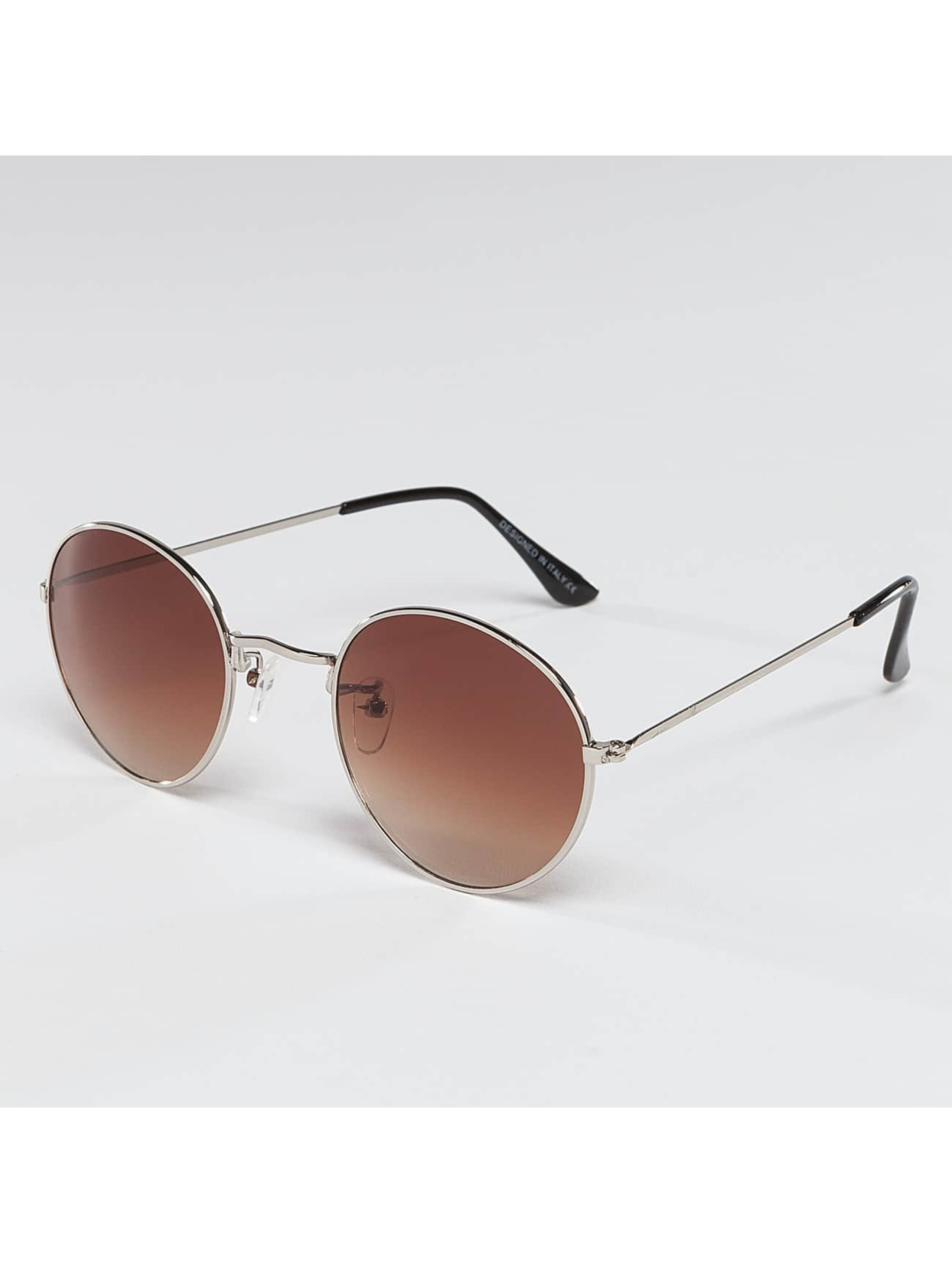 Hailys Sonnenbrille Rondie silberfarben
