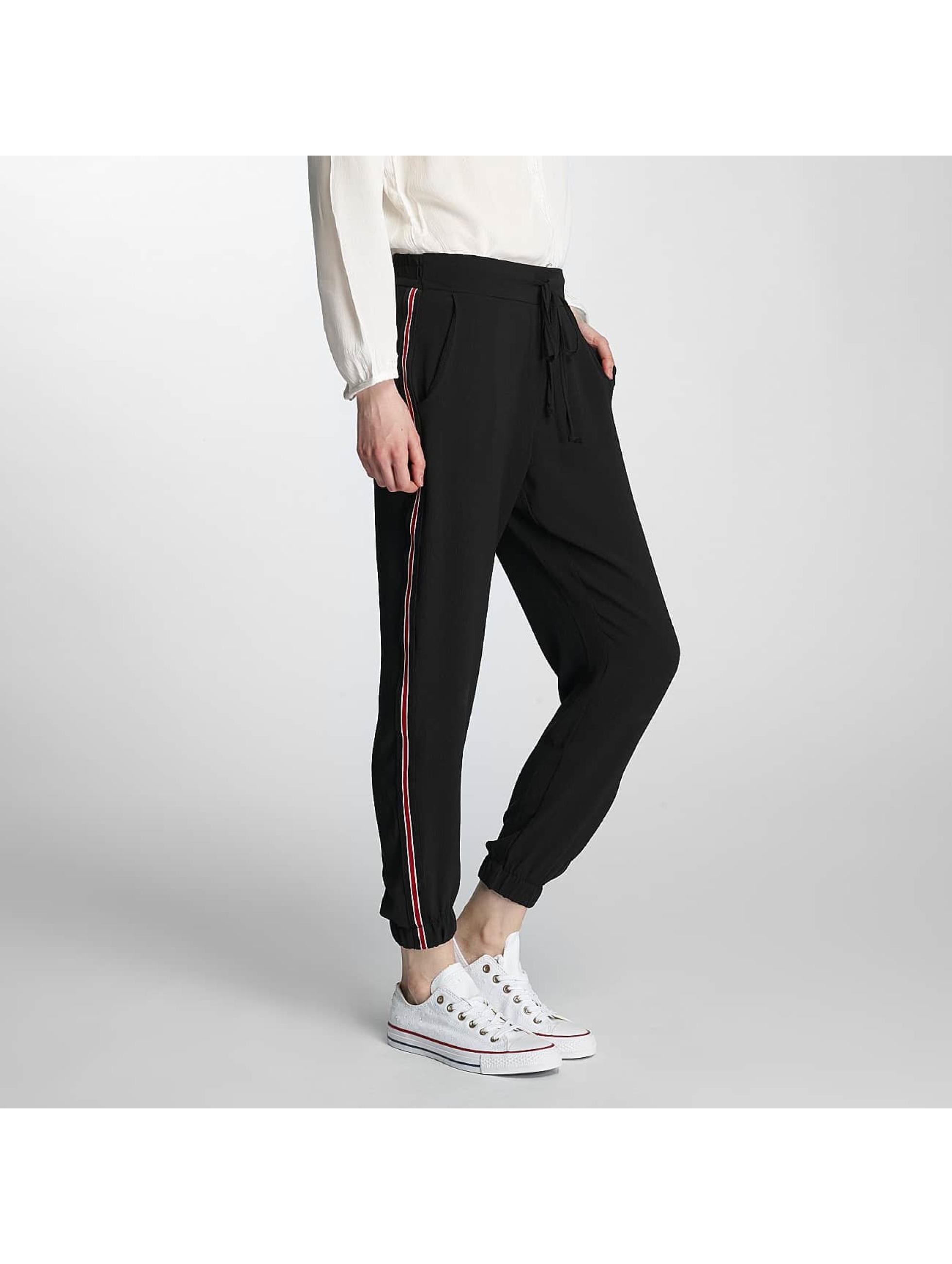 Hailys Spodnie do joggingu Jana czarny