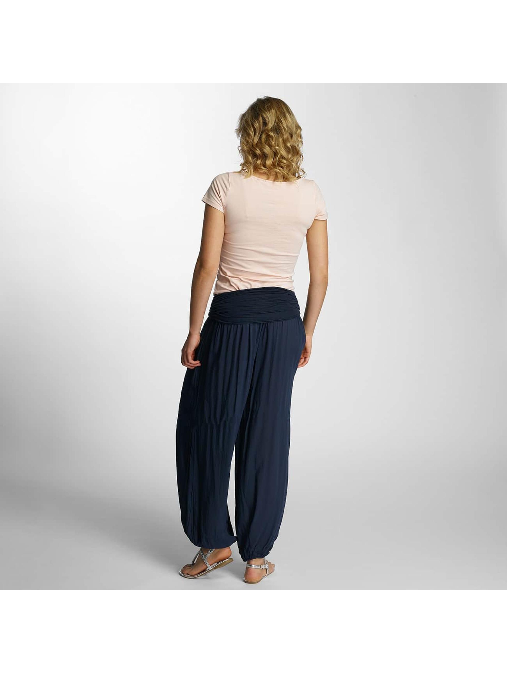 Hailys Spodnie wizytowe Jasmin niebieski