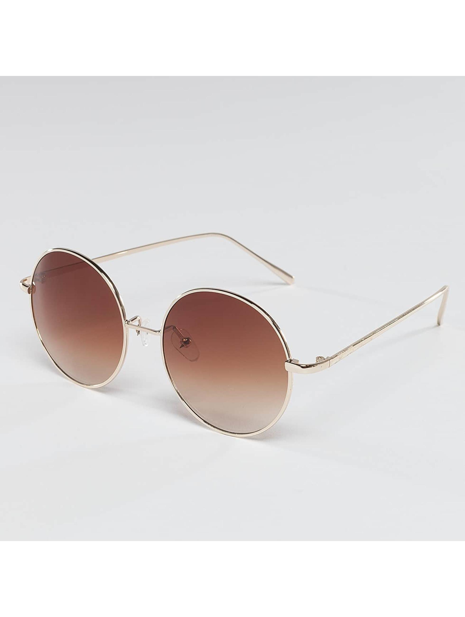 Hailys Sunglasses Luna gold colored
