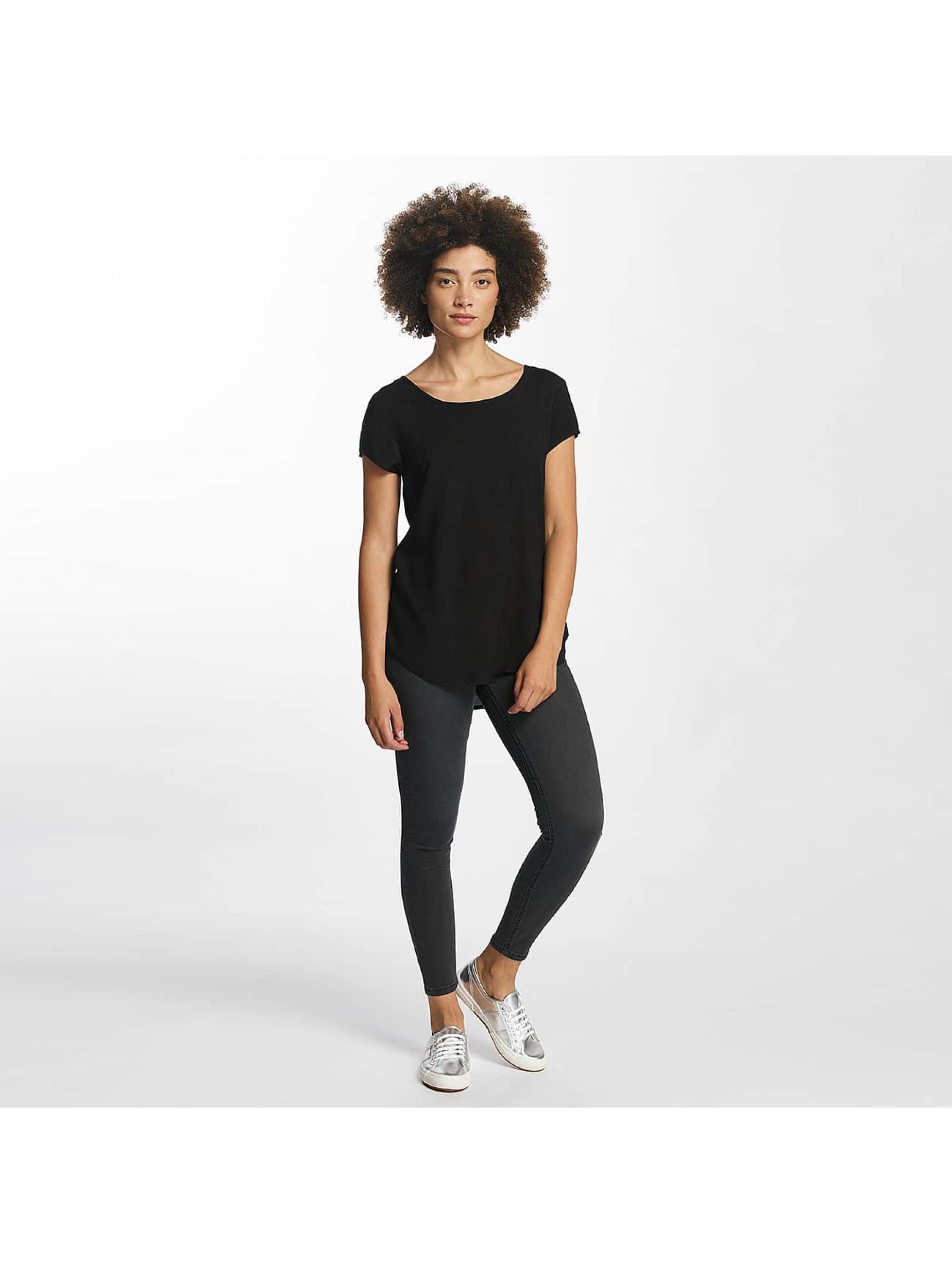 Hailys T-shirt Doris nero