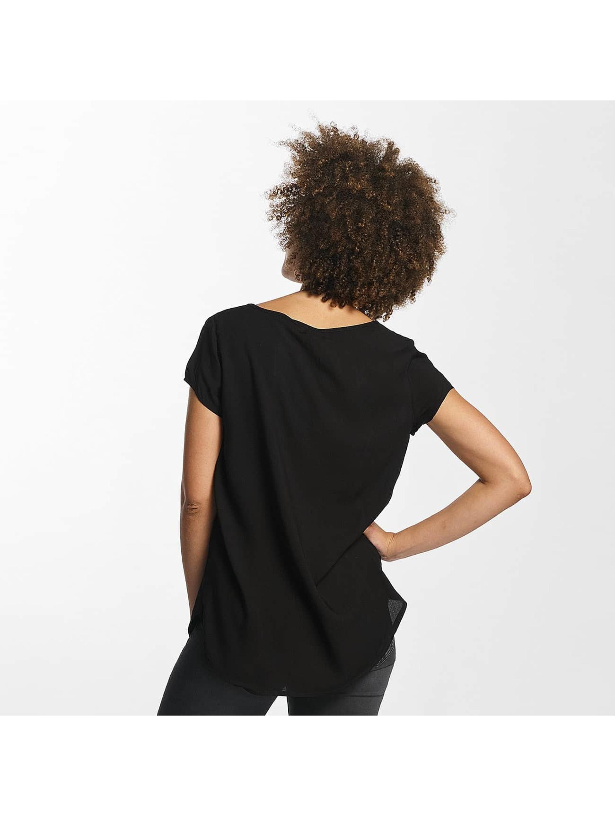 Hailys T-Shirt Doris noir