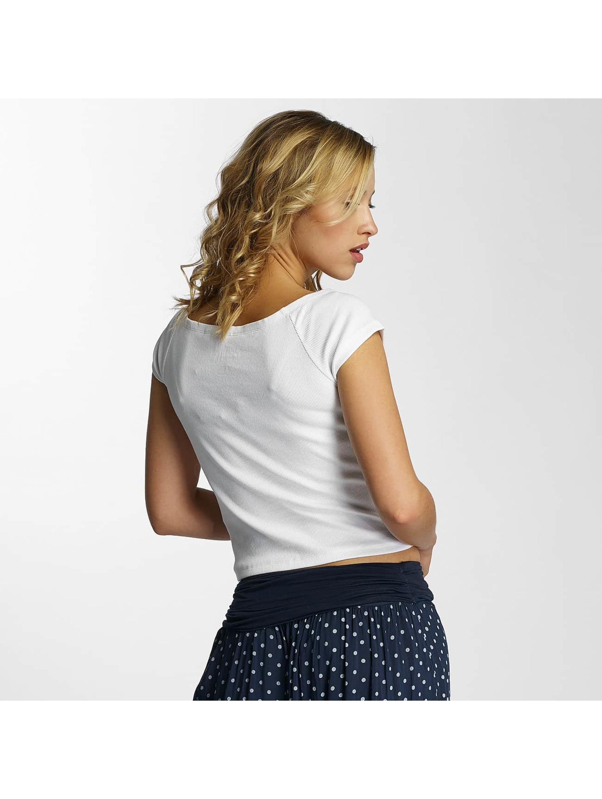 Hailys T-skjorter Carlita hvit