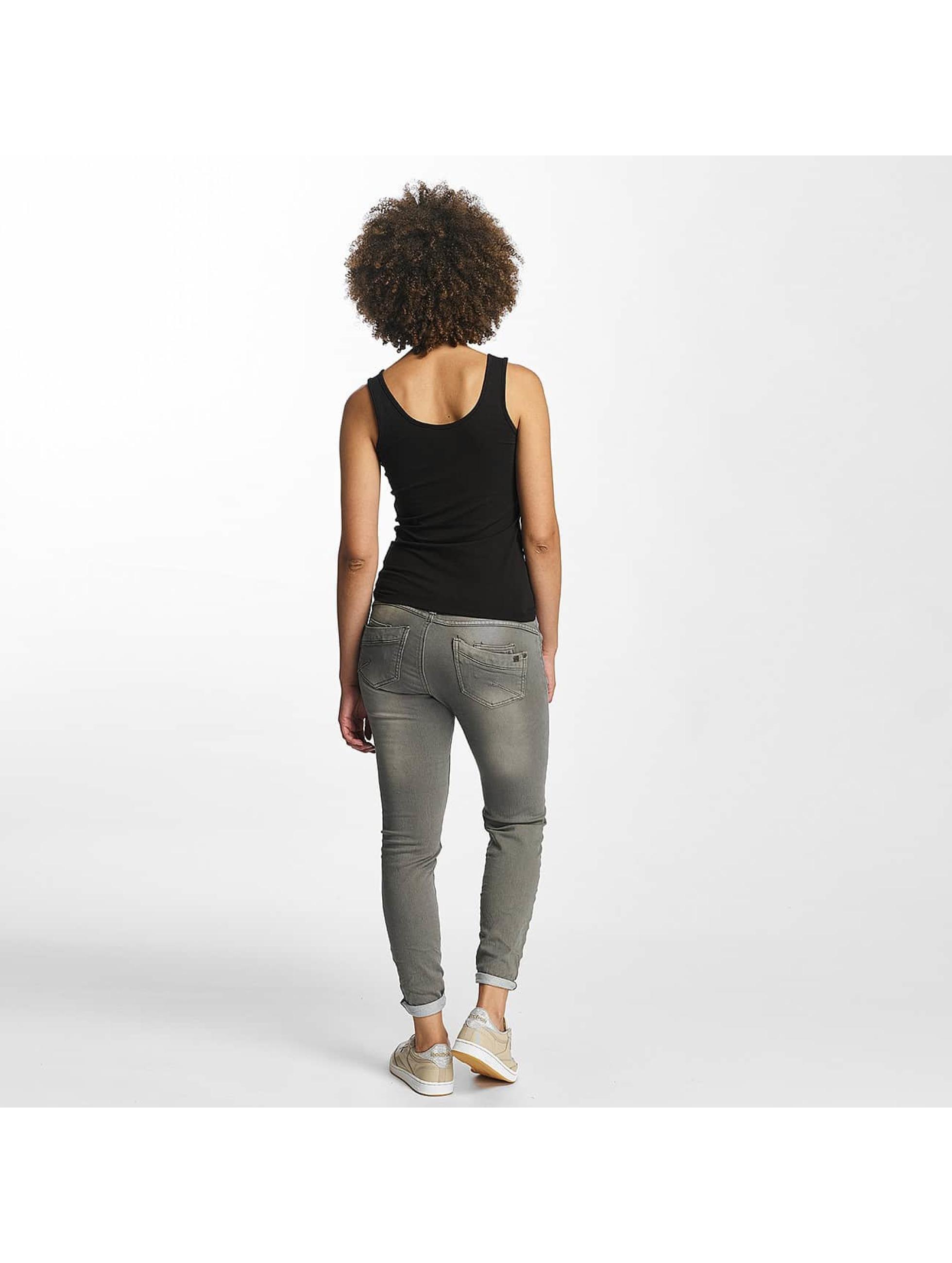 Hailys Top Ann Lace-Up black