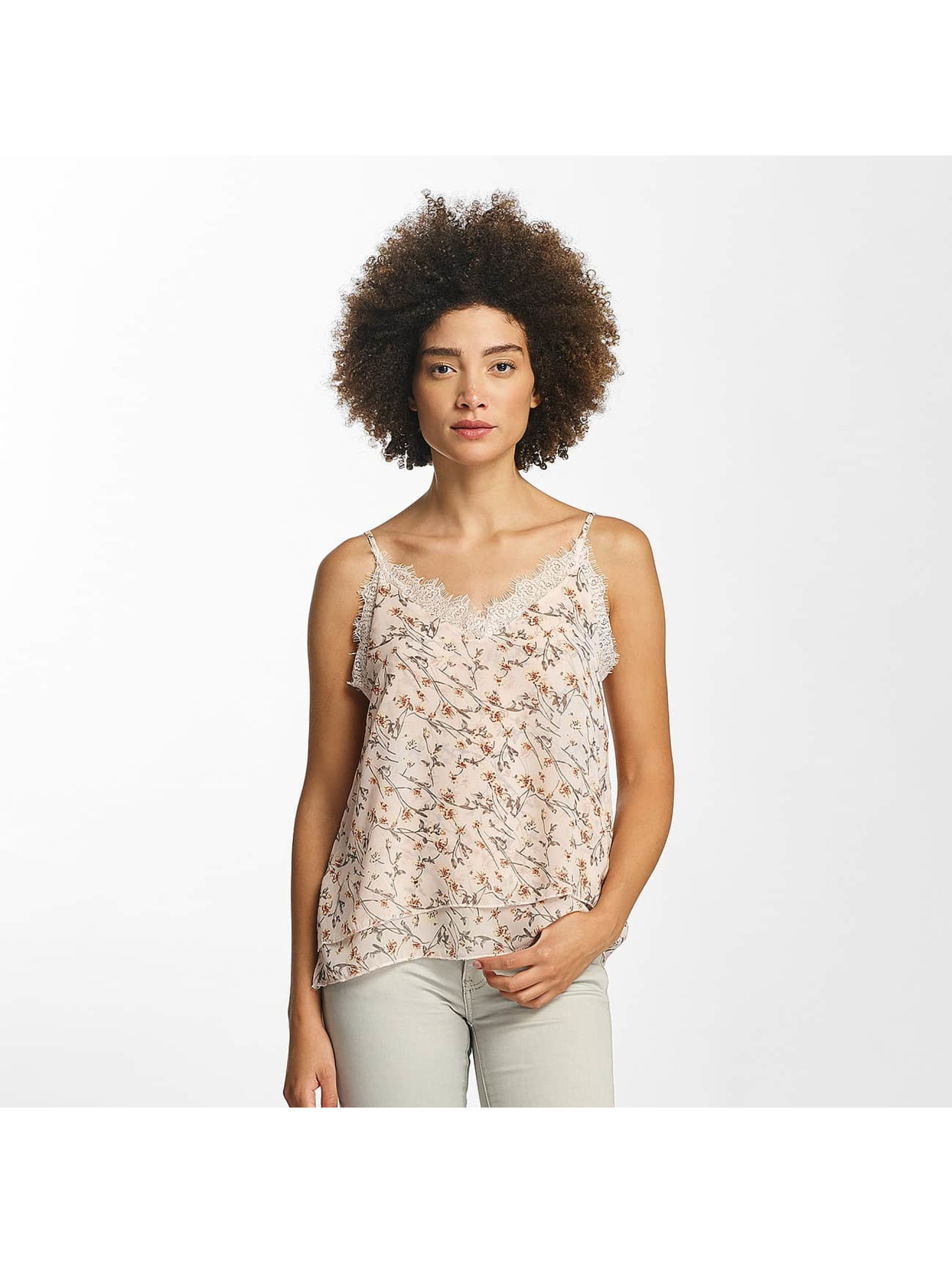 Hailys Tops sans manche Yessi Camisole rose