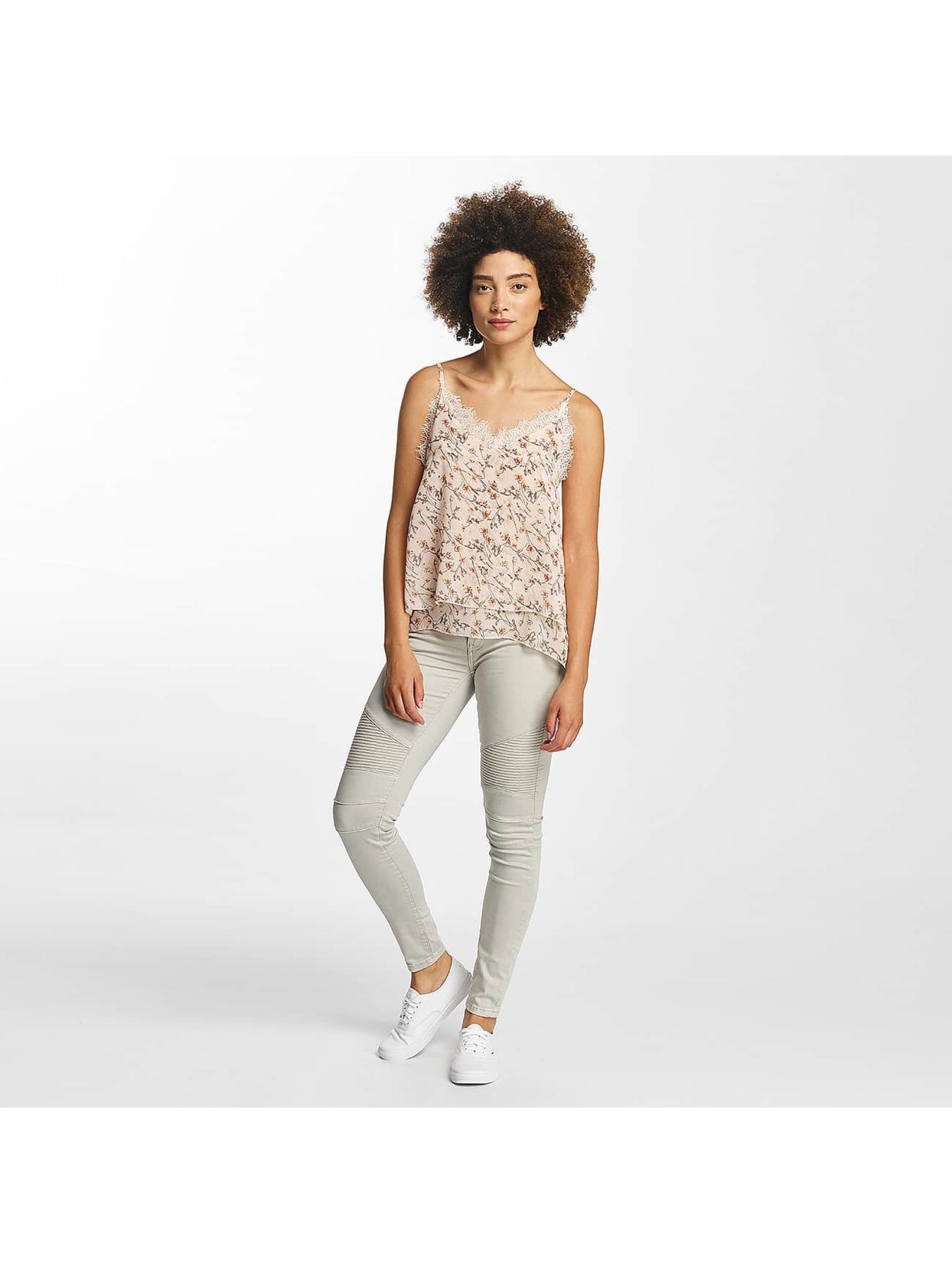 Hailys Tops Yessi Camisole rosa chiaro