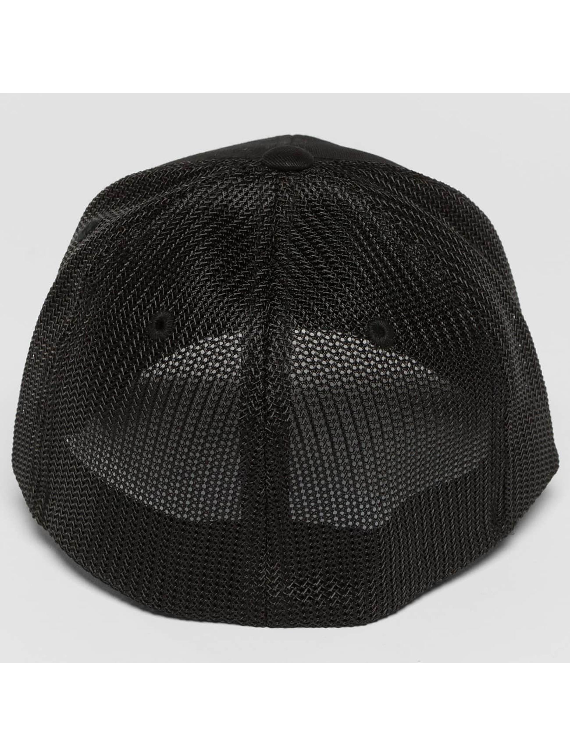 Hechbone Casquette Flex Fitted Mesh noir