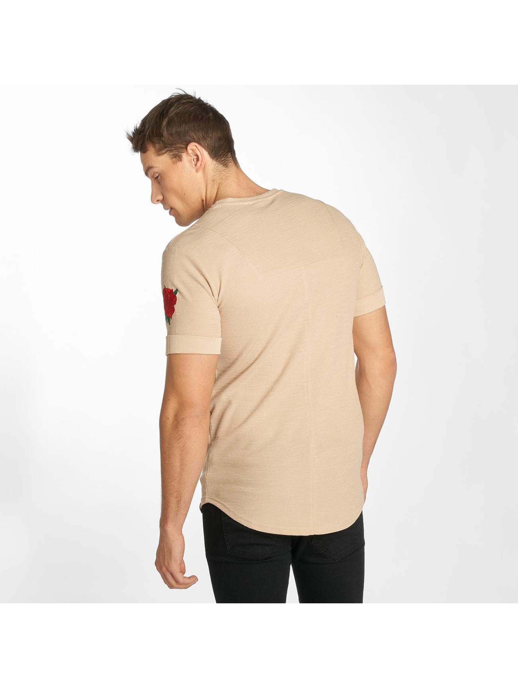 Hechbone T-Shirt Roses beige