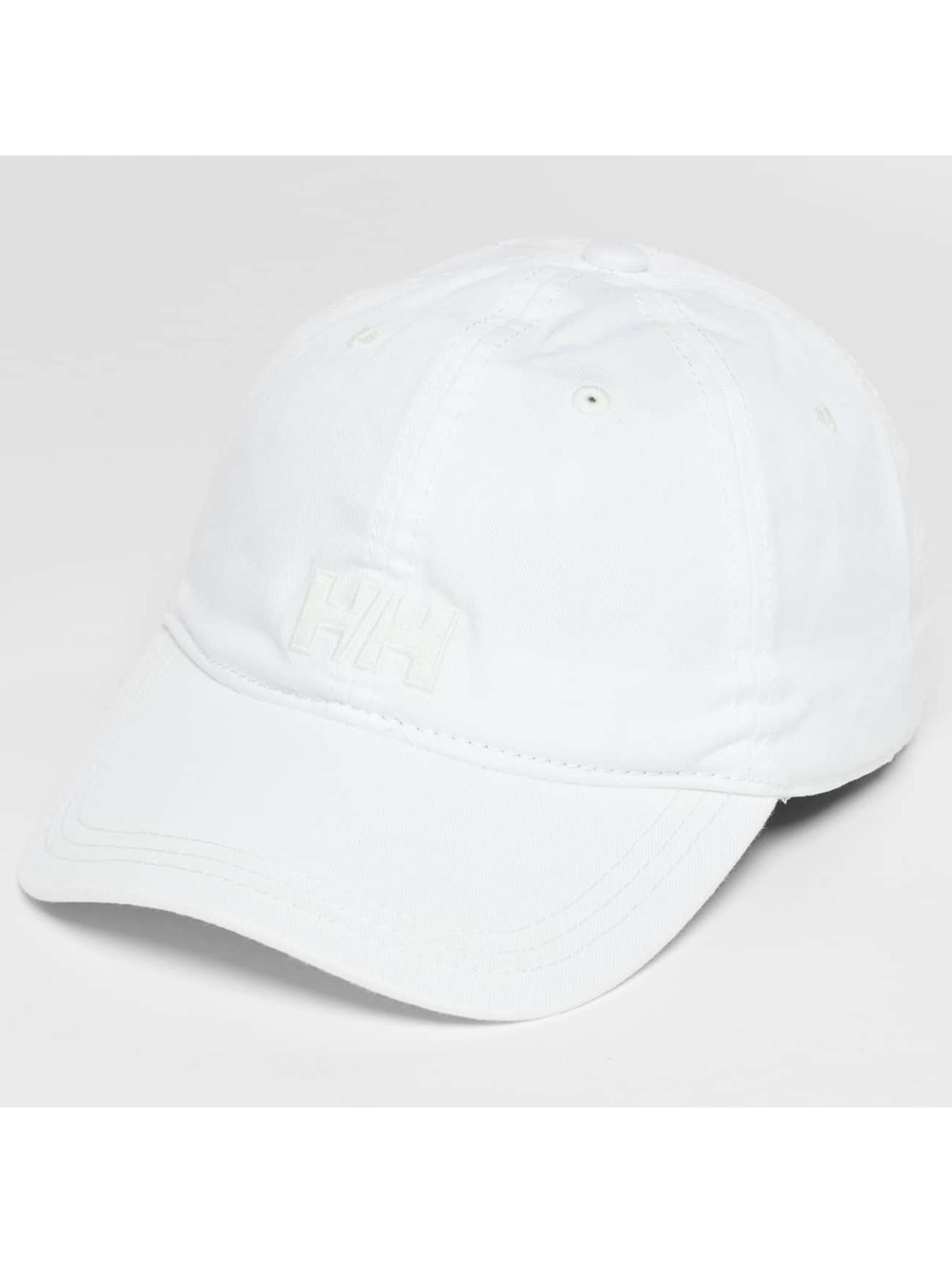 Helly Hansen Snapback Logo biela