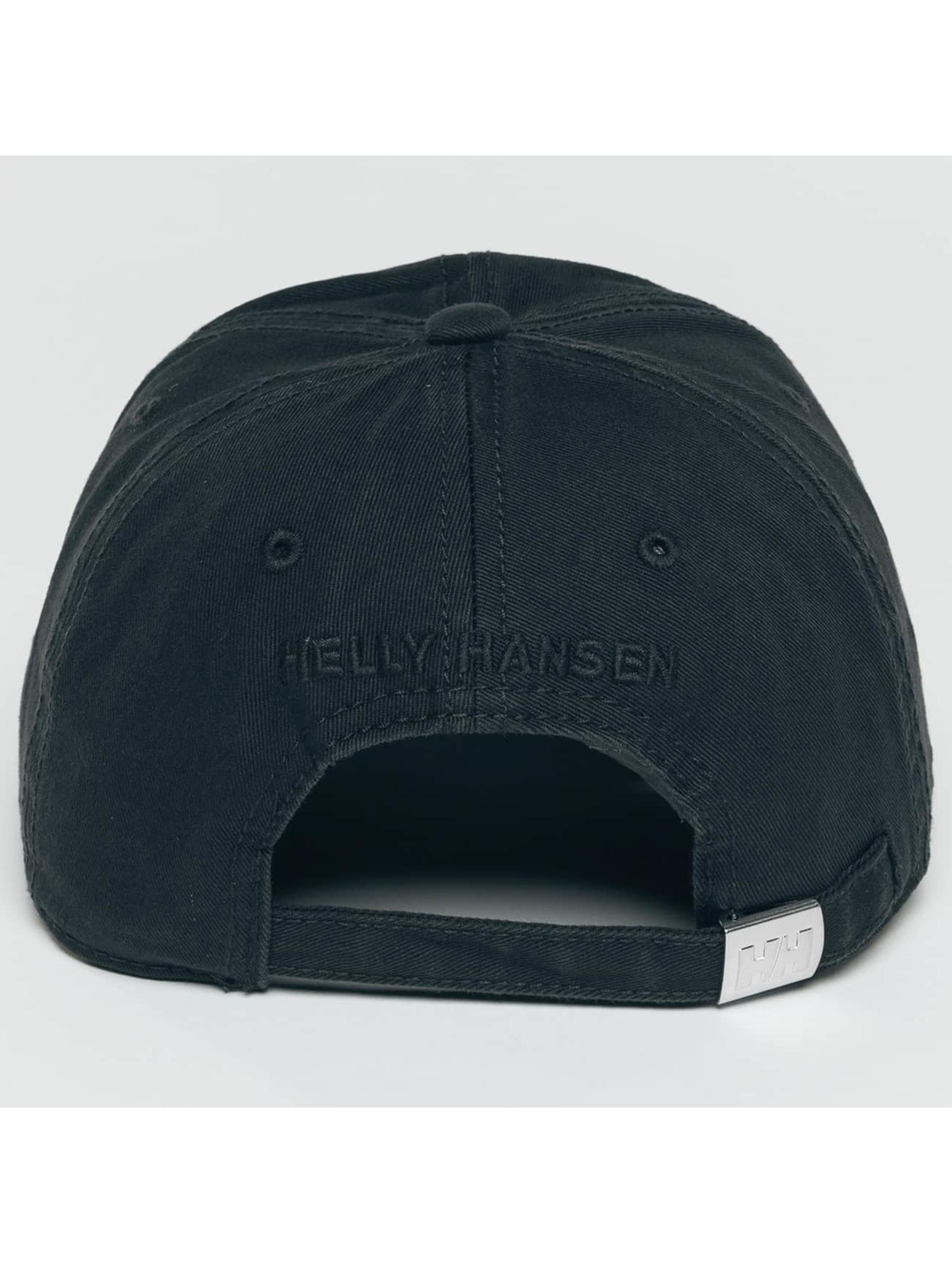 Helly Hansen Snapback Logo modrá