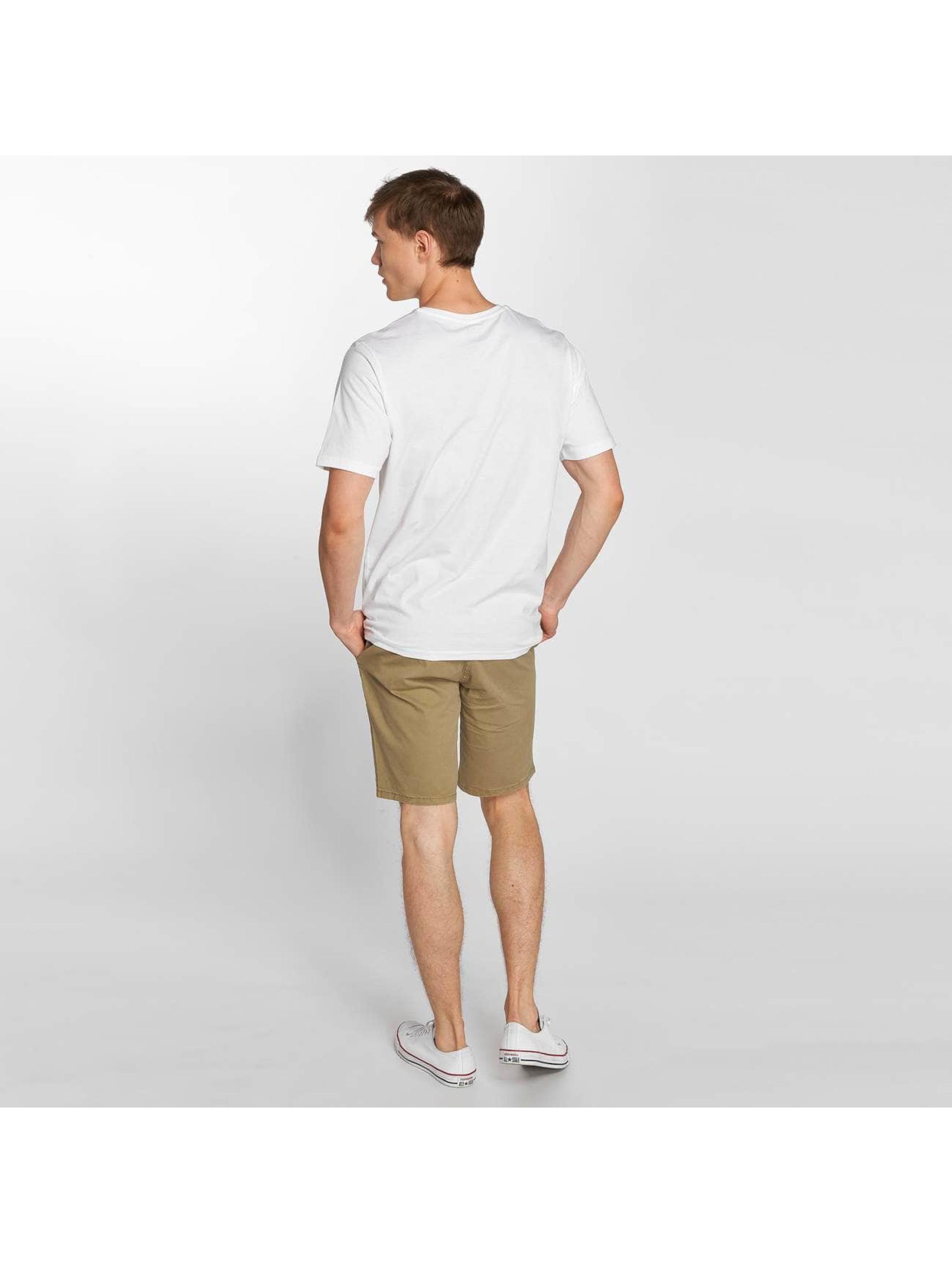 Helly Hansen T-Shirt Logo blanc