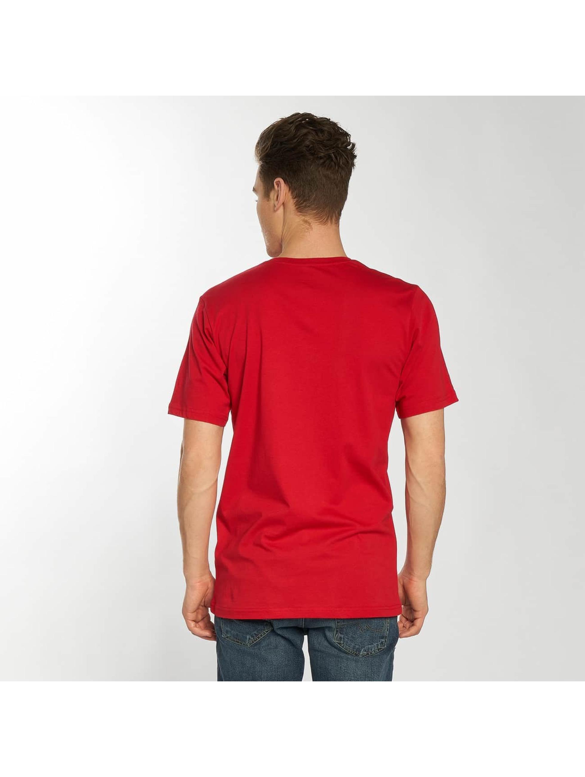 Helly Hansen T-skjorter Logo red
