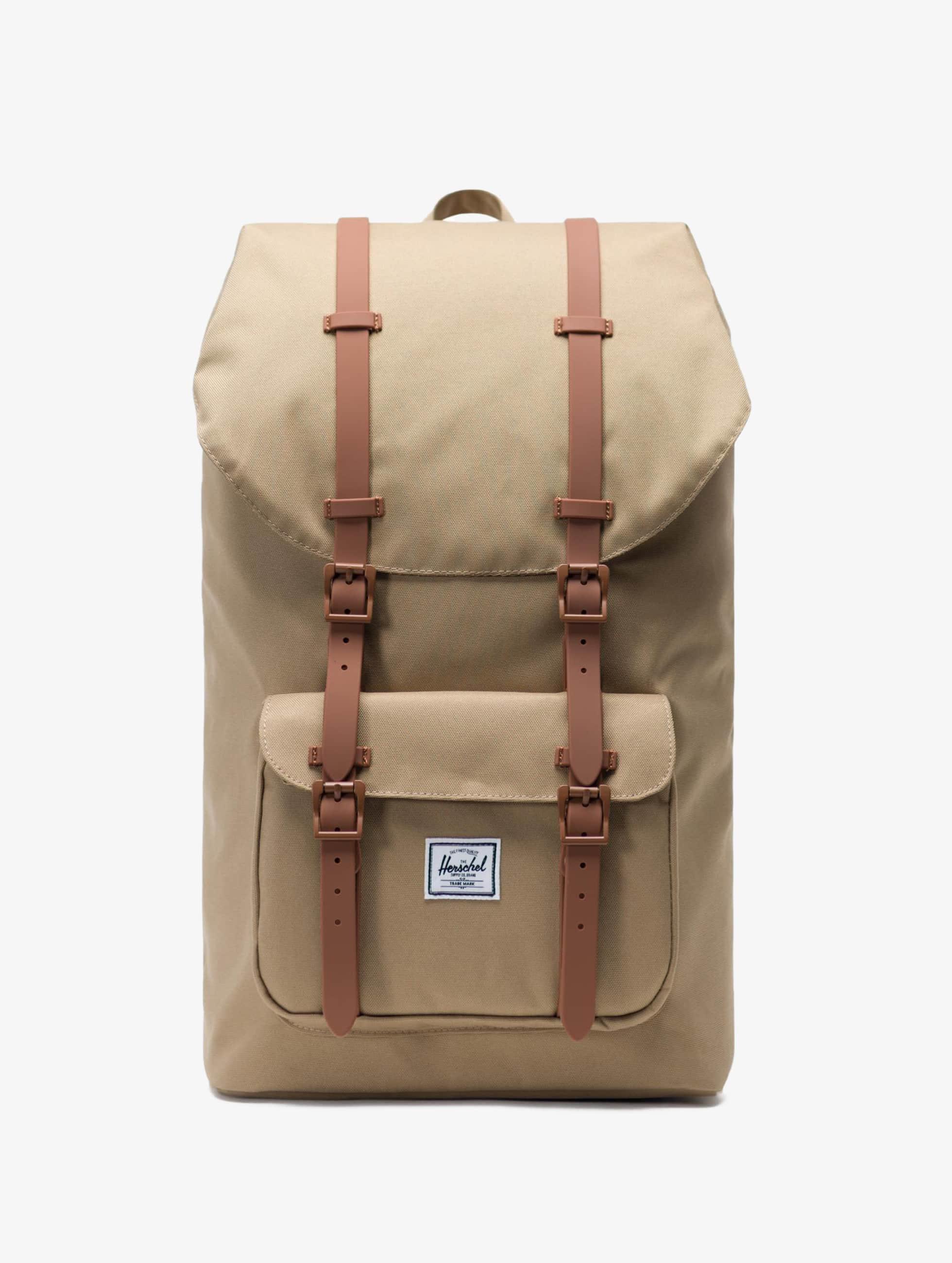 Herschel Little America Backpack Kelp