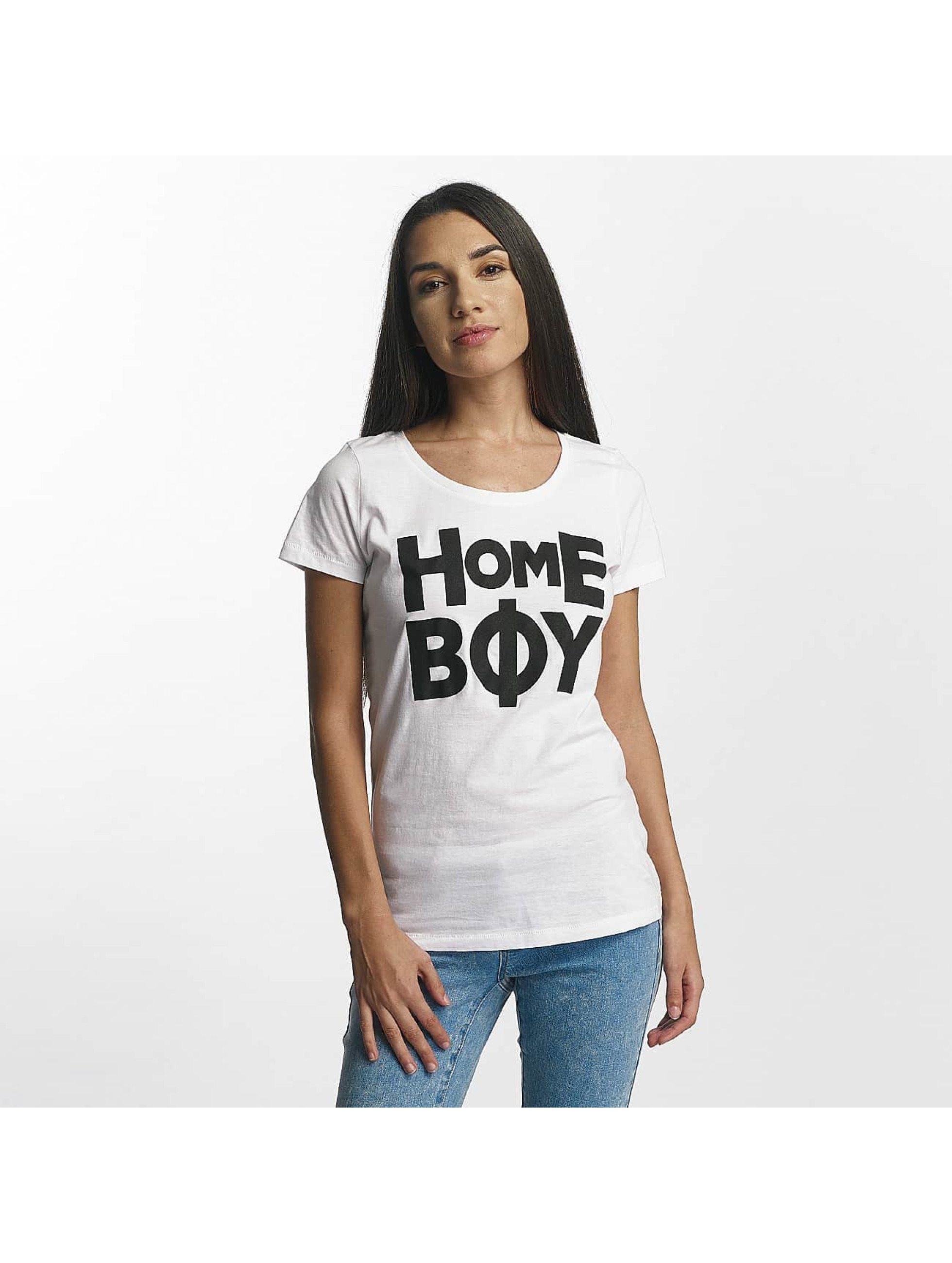 Homeboy Camiseta Paris blanco
