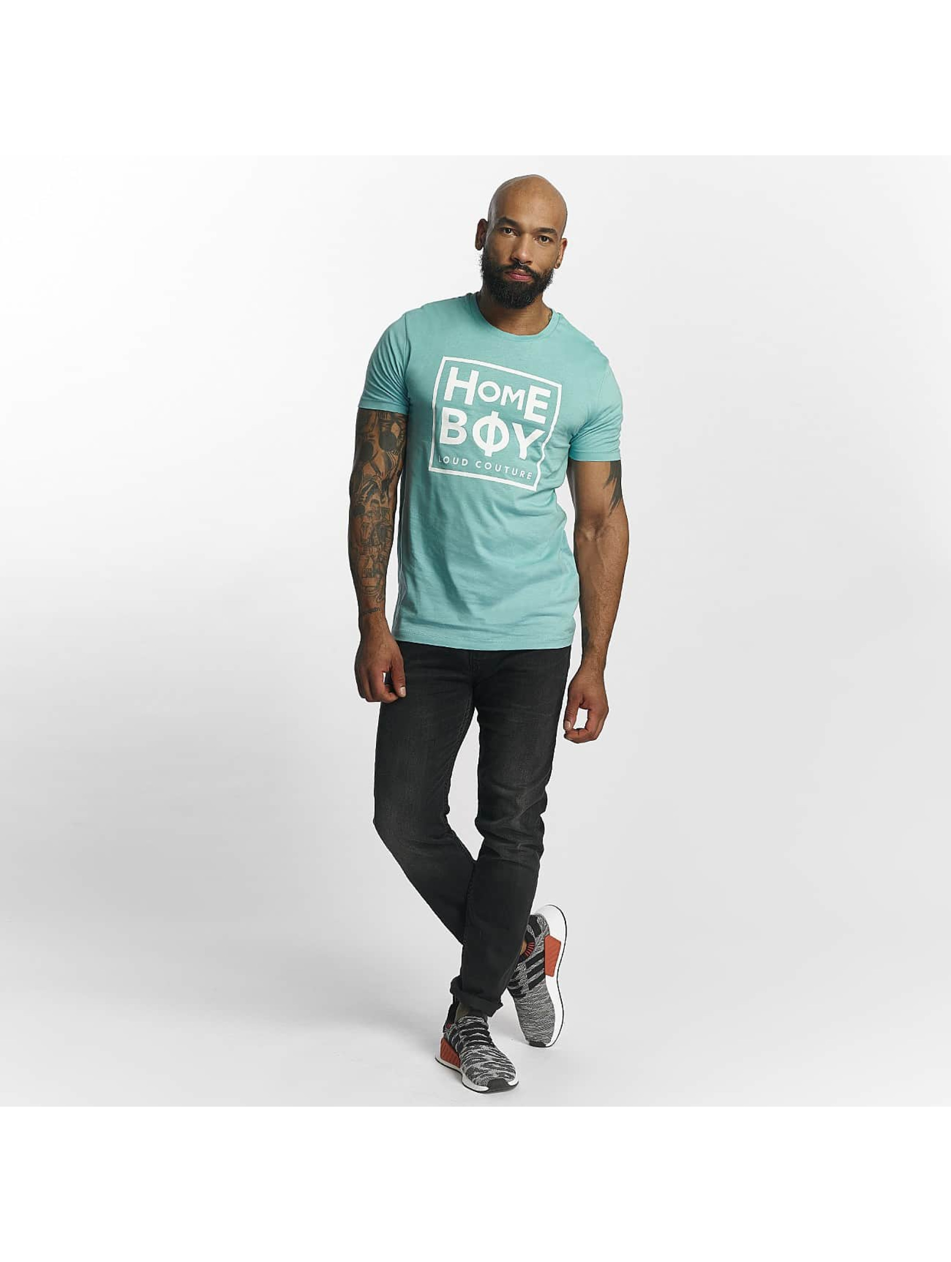 Homeboy Camiseta Take You Home turquesa