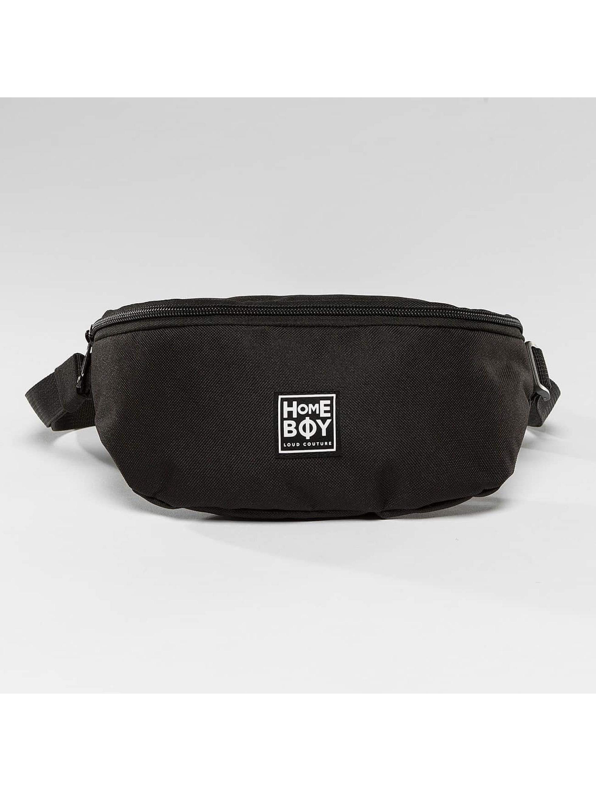 Homeboy Sac à cordons Nappo Logo noir