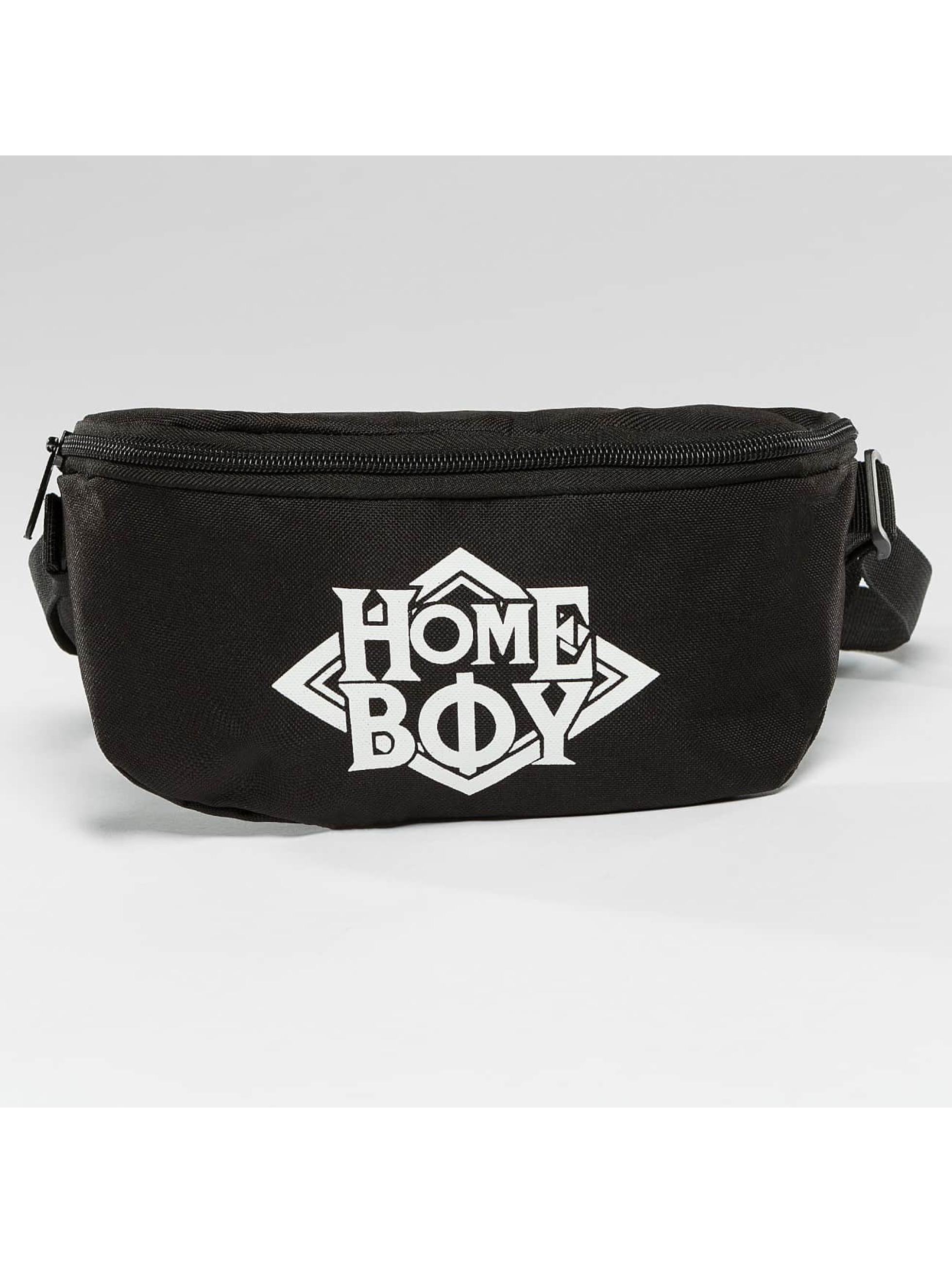 Homeboy Sac à cordons New School noir