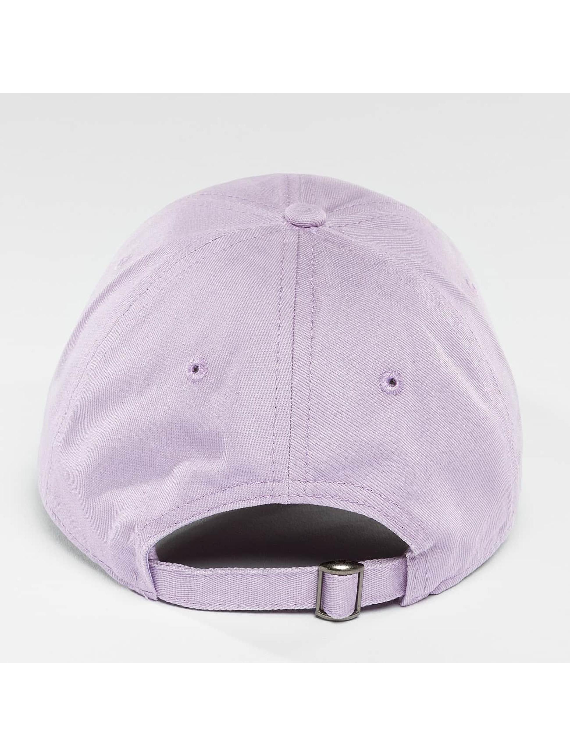 Homeboy Snapback Caps Nappo Logo lilla