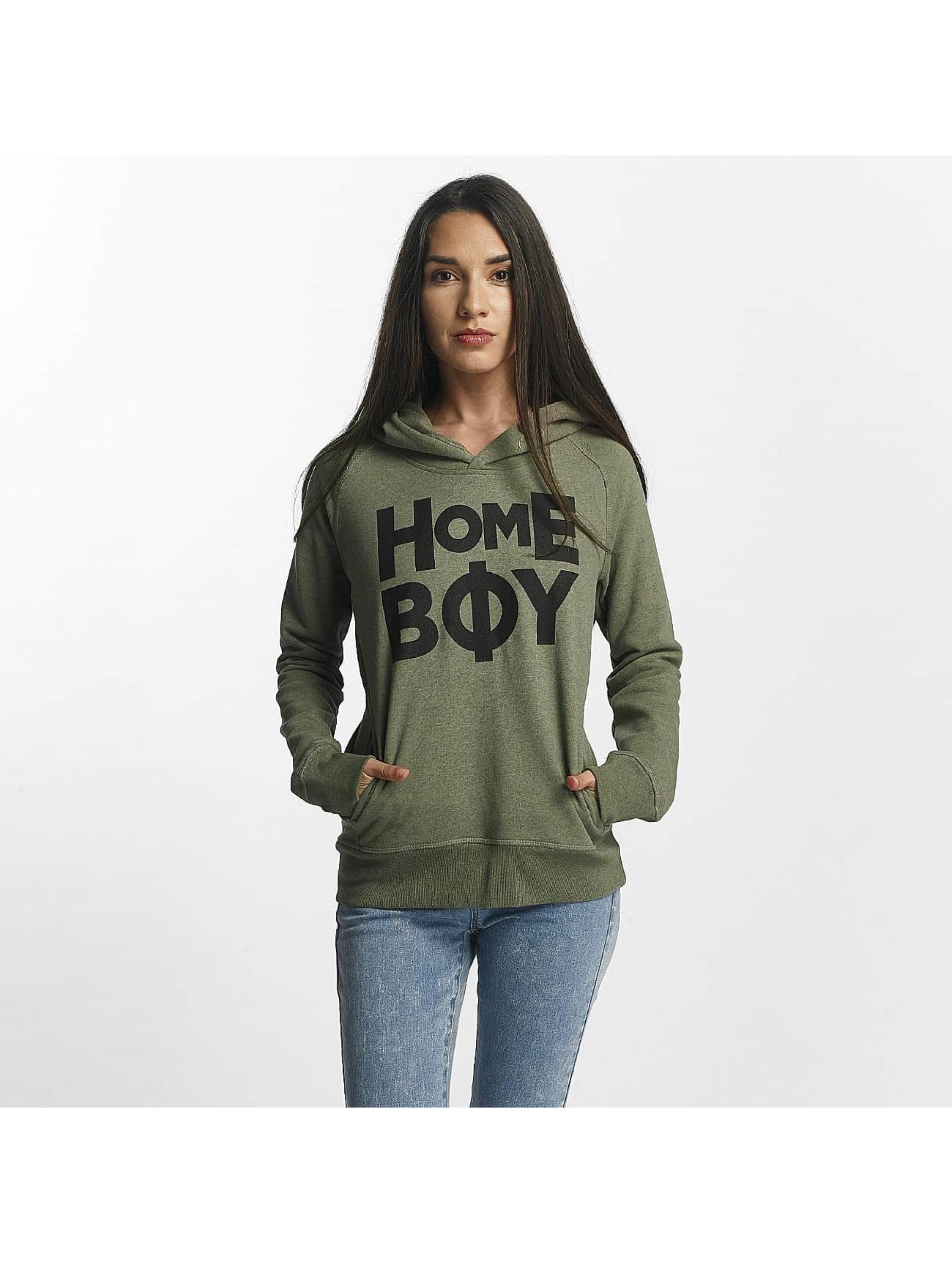 Homeboy Sudadera Rome oliva