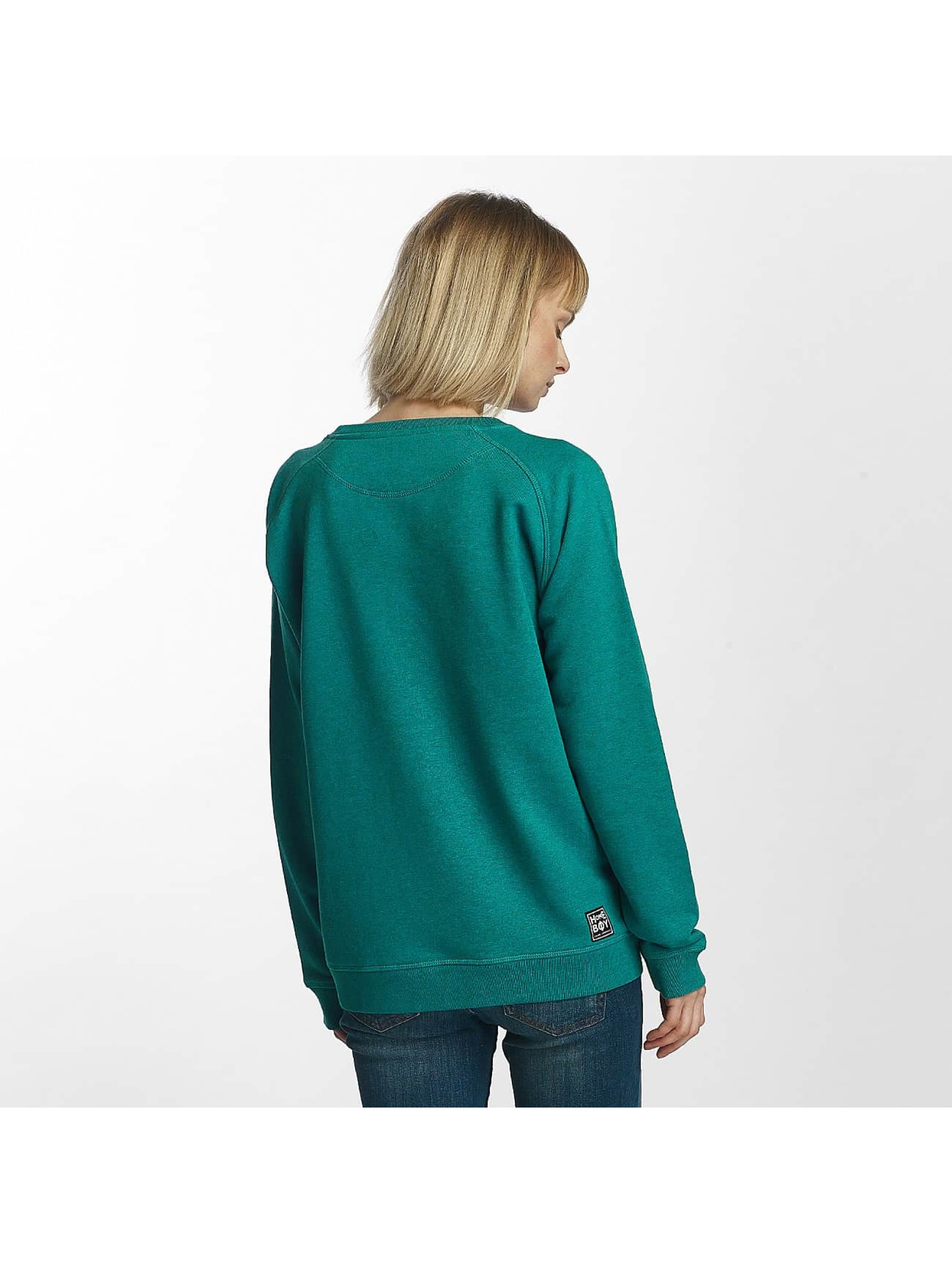 Homeboy Sweat & Pull Berlin turquoise