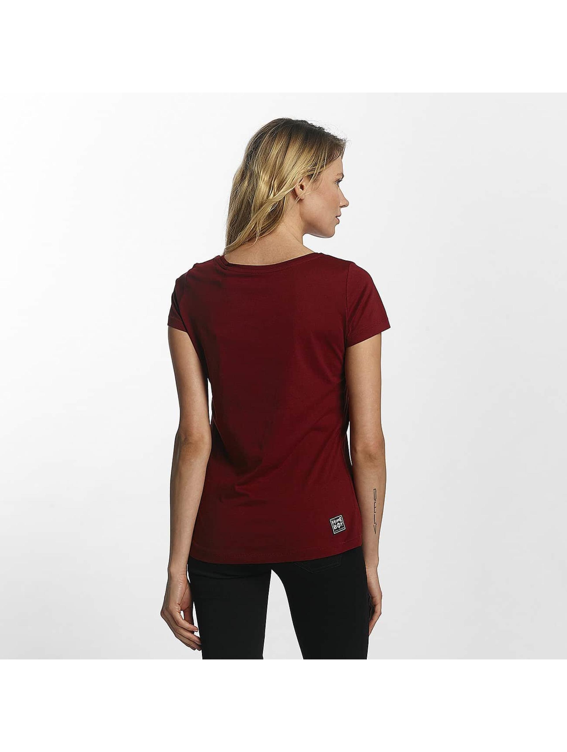 Homeboy T-paidat Paris punainen