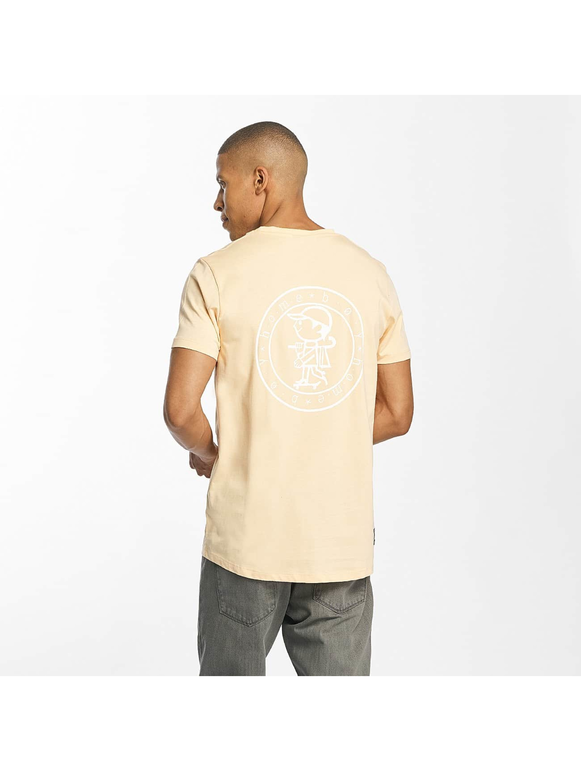 Homeboy T-shirt Take You Home arancio