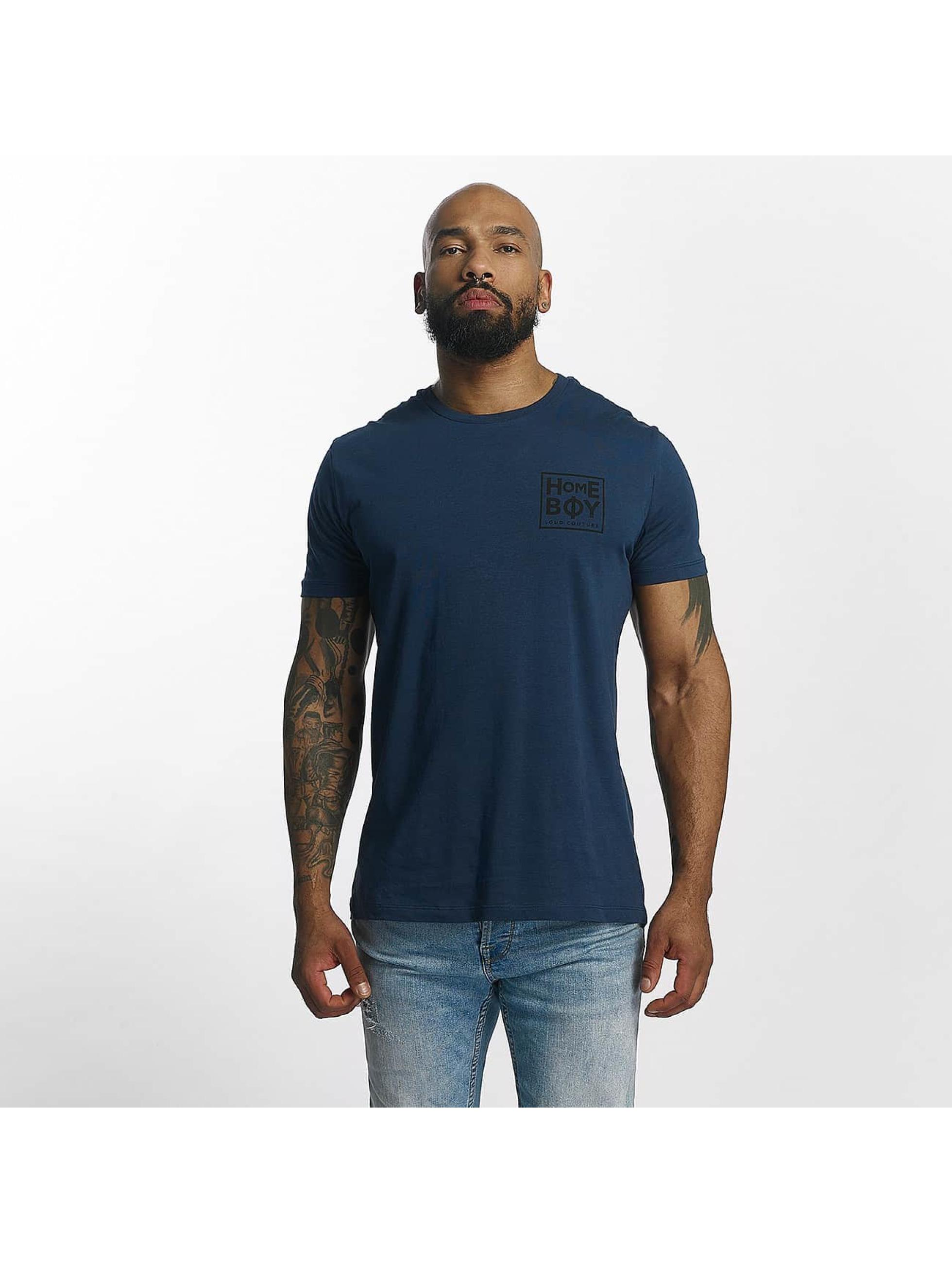 Homeboy T-Shirt Take You Home blau