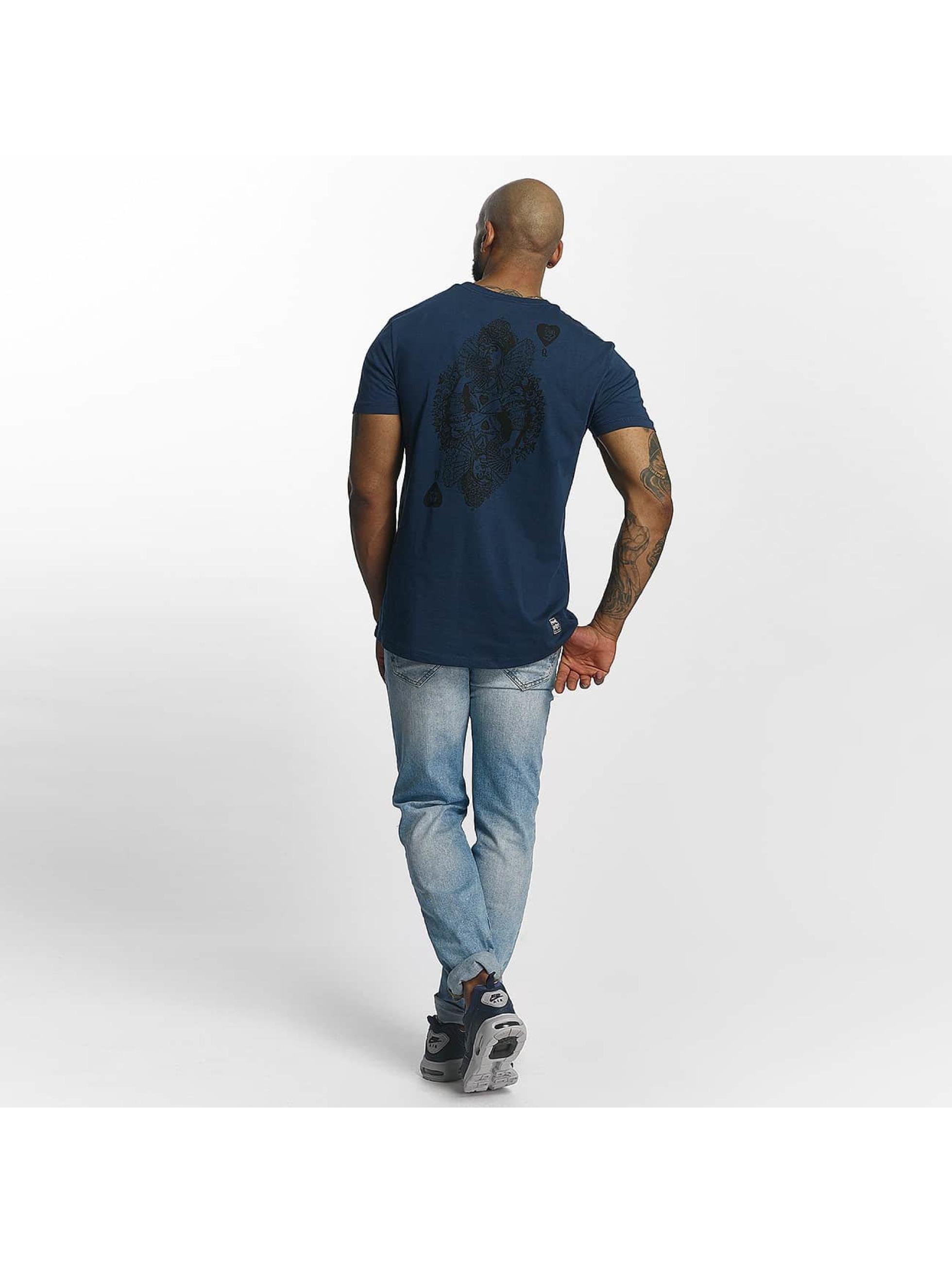Homeboy T-Shirt Take You Home bleu
