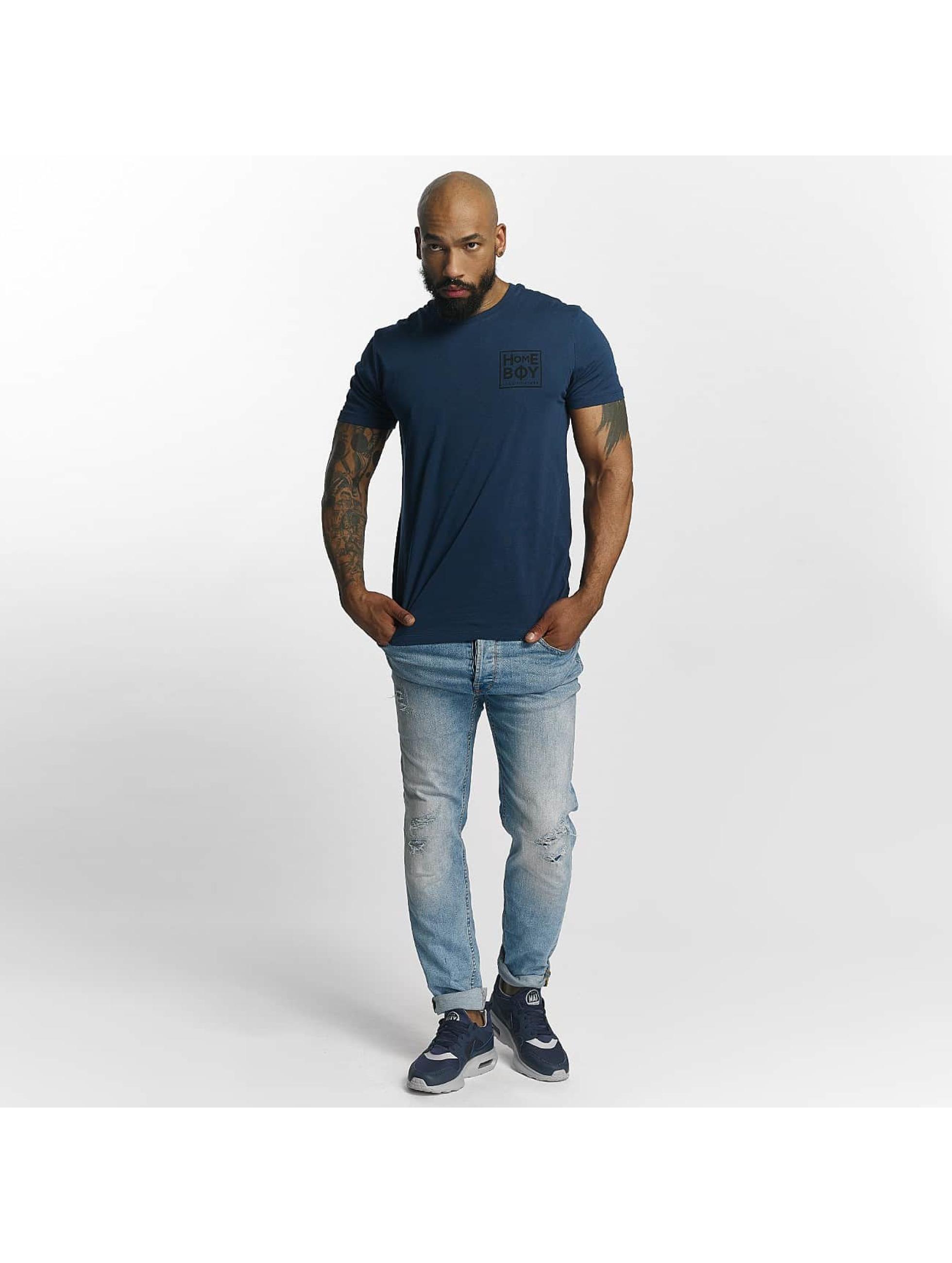 Homeboy T-Shirt Take You Home blue