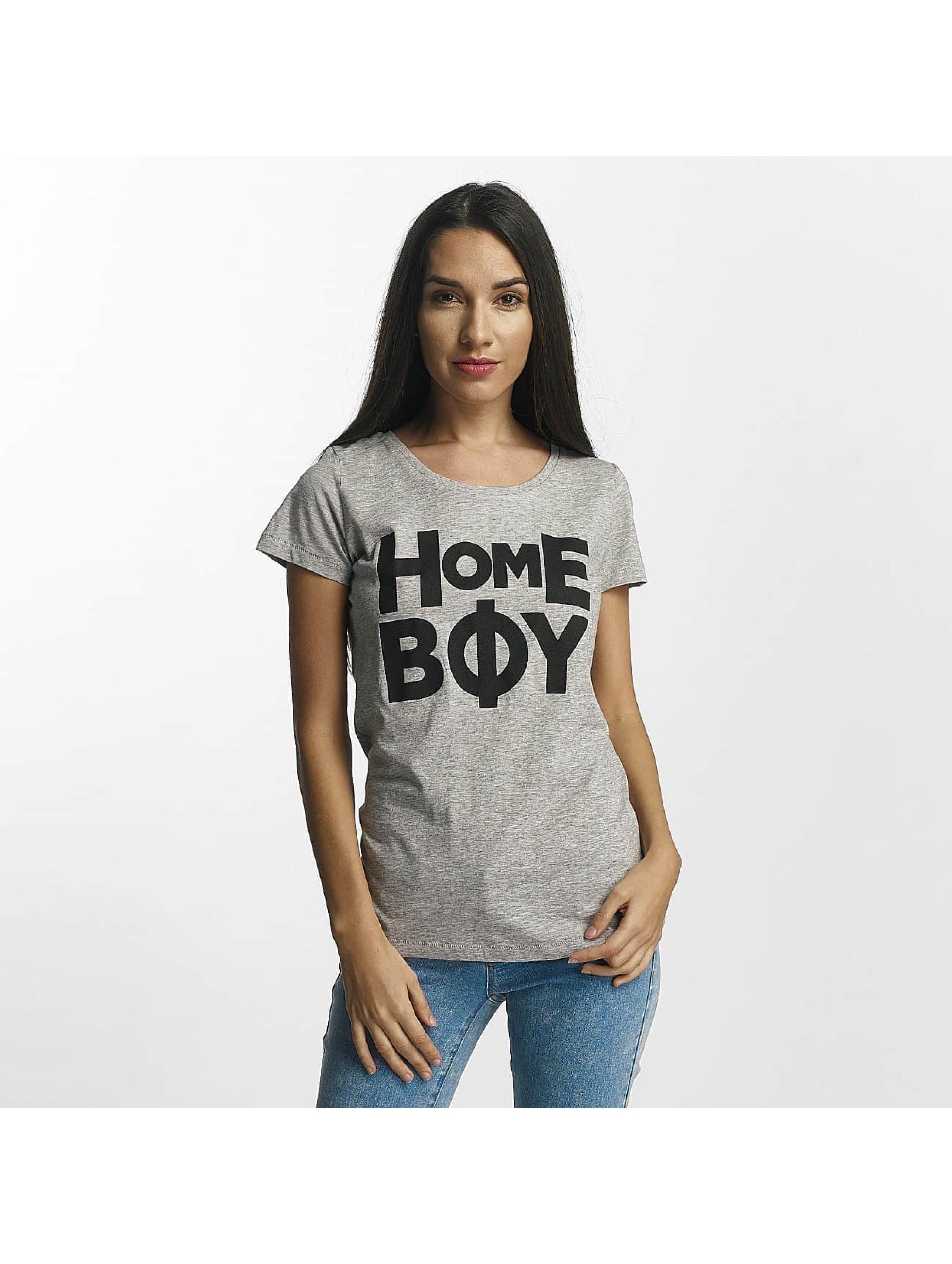 Homeboy T-Shirt Paris gris
