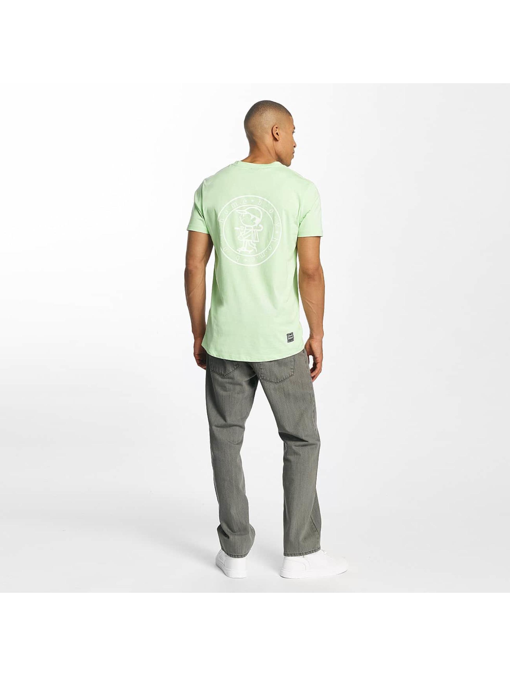 Homeboy T-Shirt Take You Home grün
