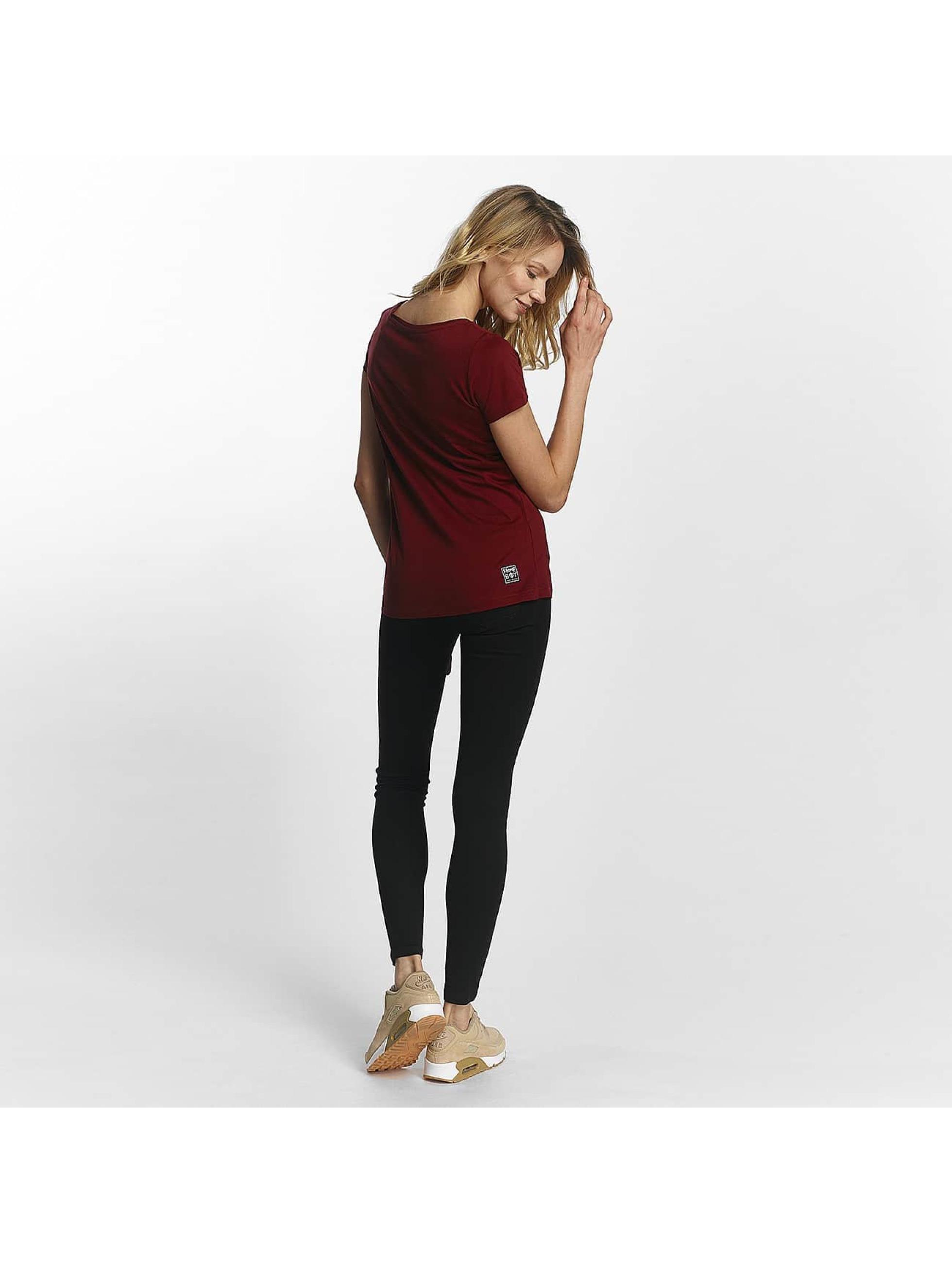 Homeboy T-Shirt Paris rouge