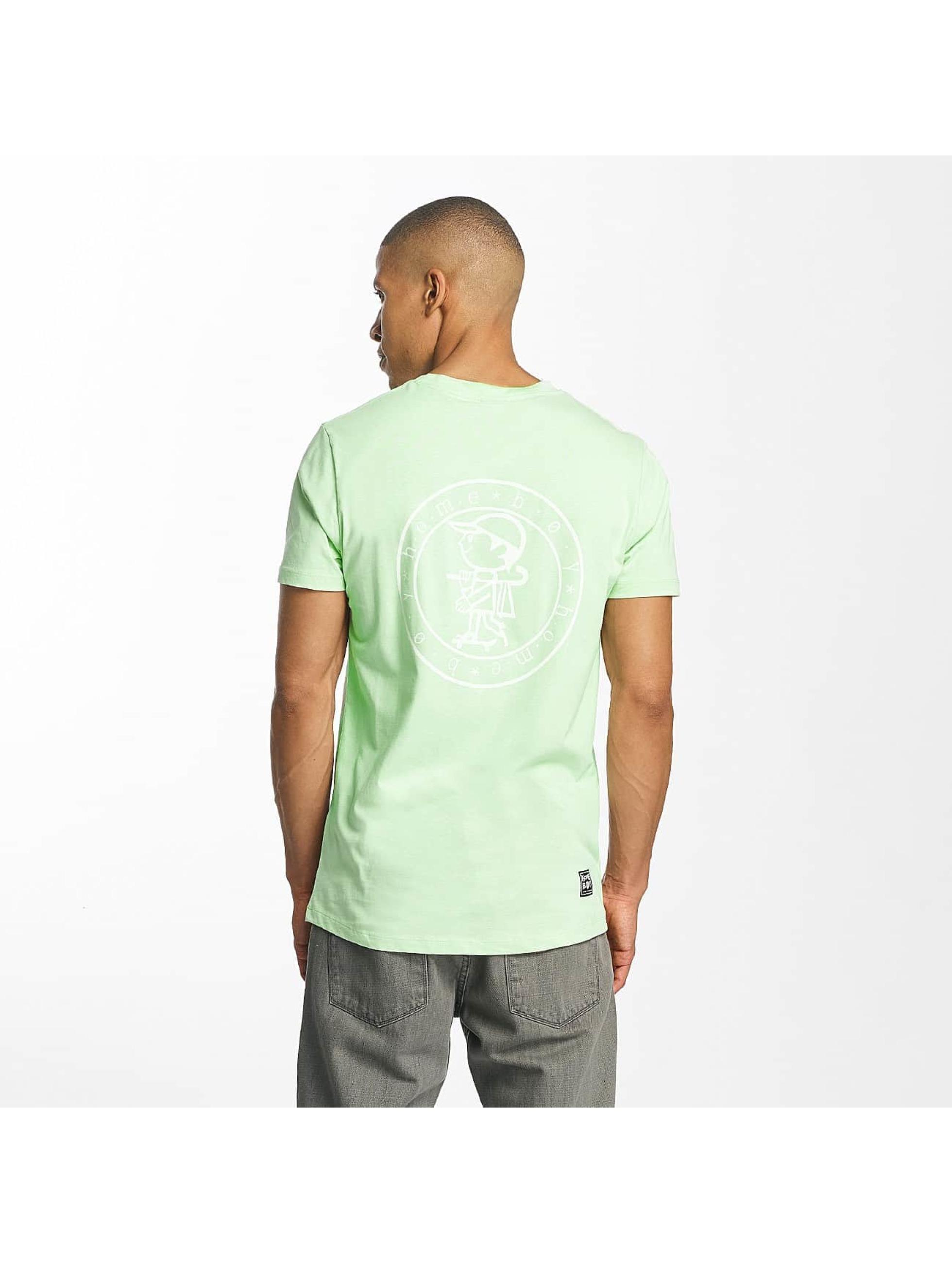Homeboy T-Shirty Take You Home zielony