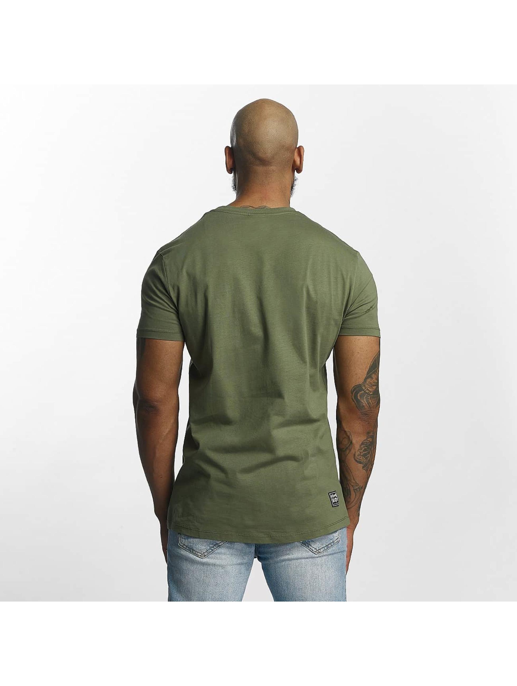 Homeboy T-skjorter Take You Home oliven