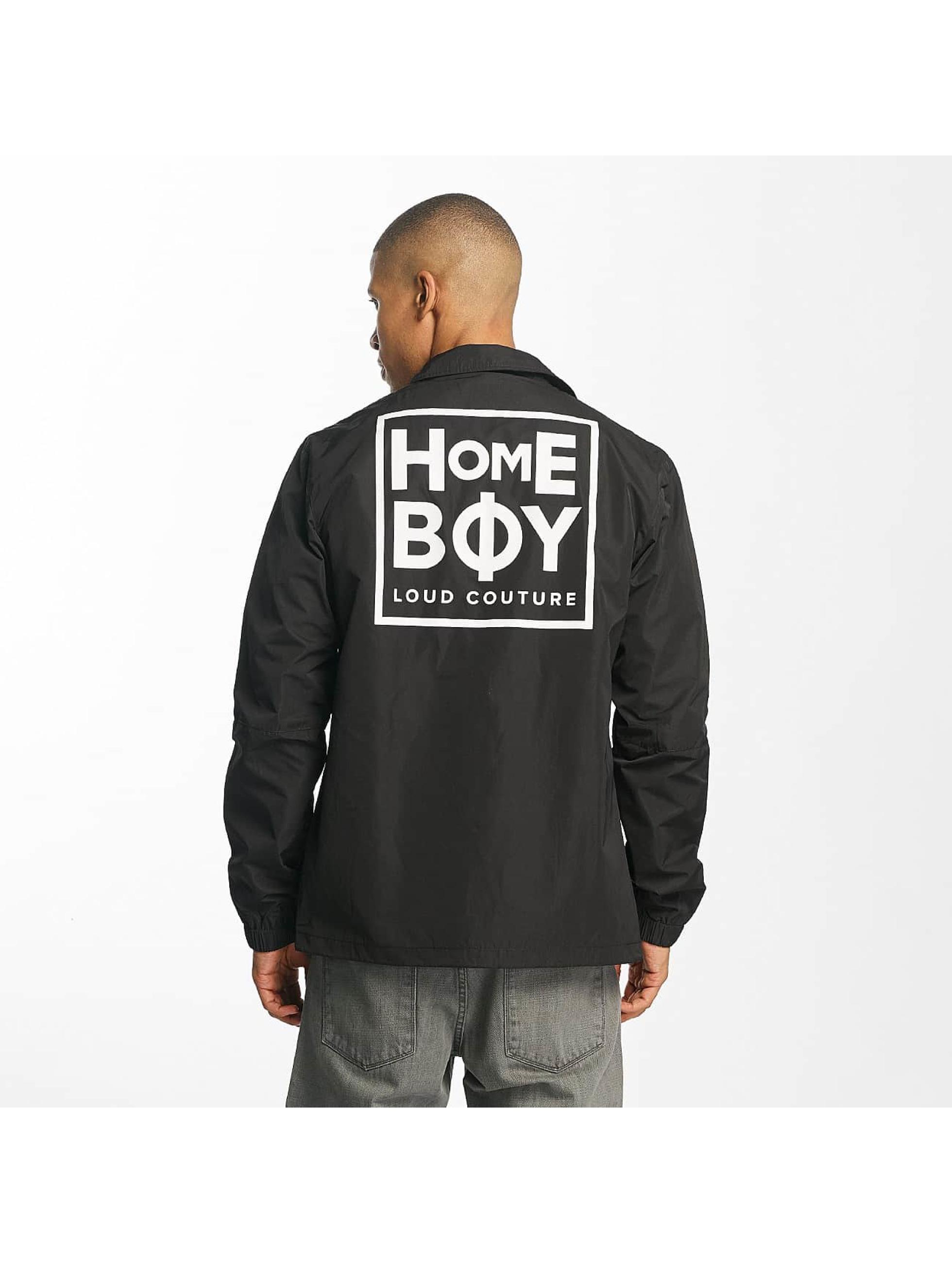 Homeboy Zomerjas Coach zwart