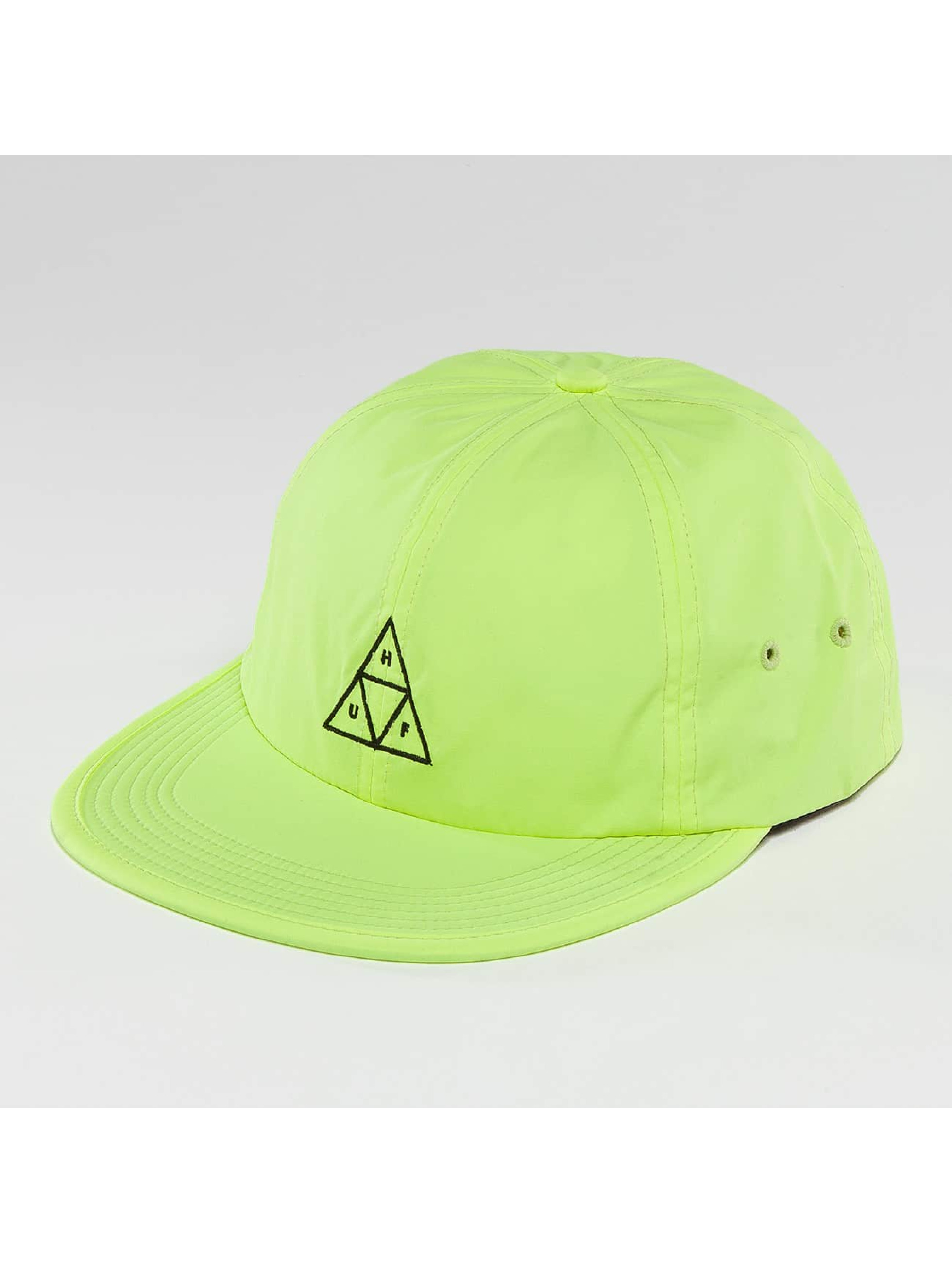 HUF Snapback Formless Triple Triangle žltá
