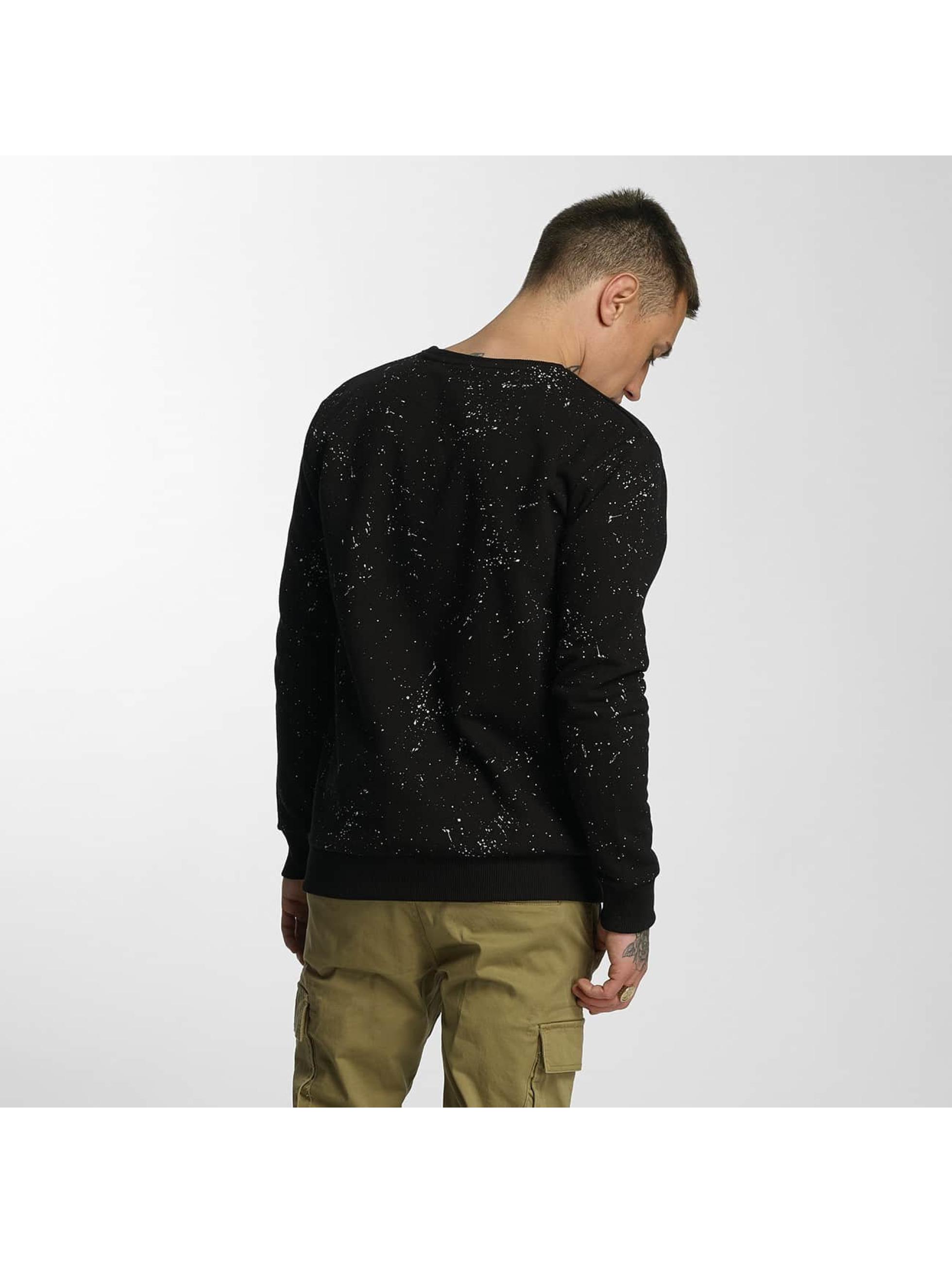 HYPE Jersey Aop Speckle negro