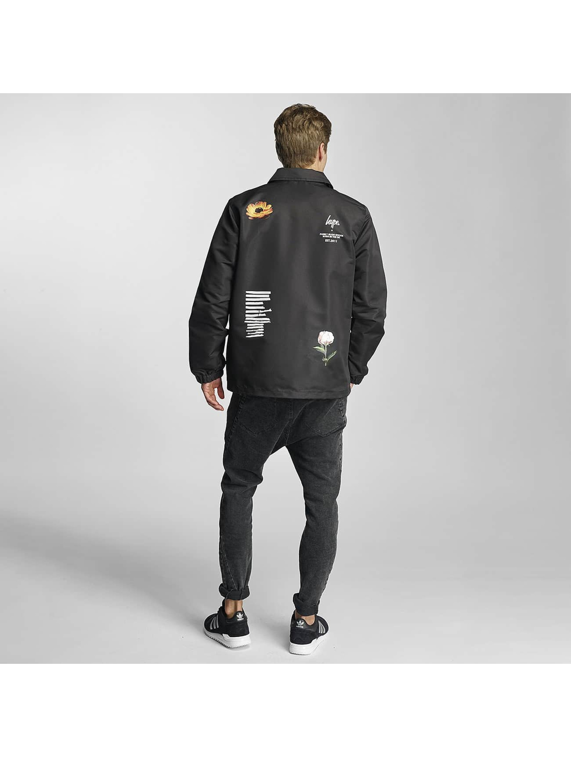 HYPE Lightweight Jacket Placement Coach black