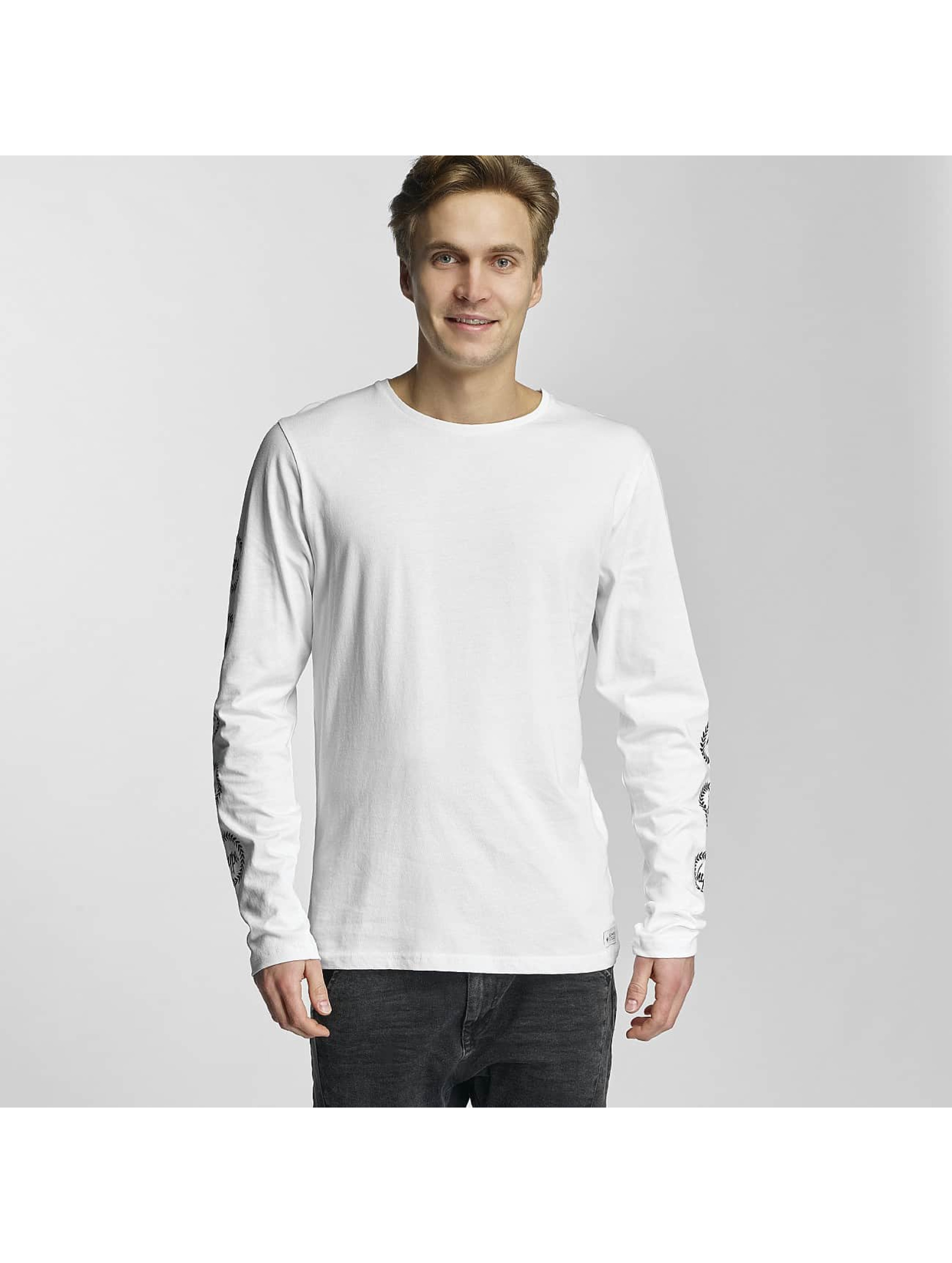 HYPE Longsleeves Crest bialy
