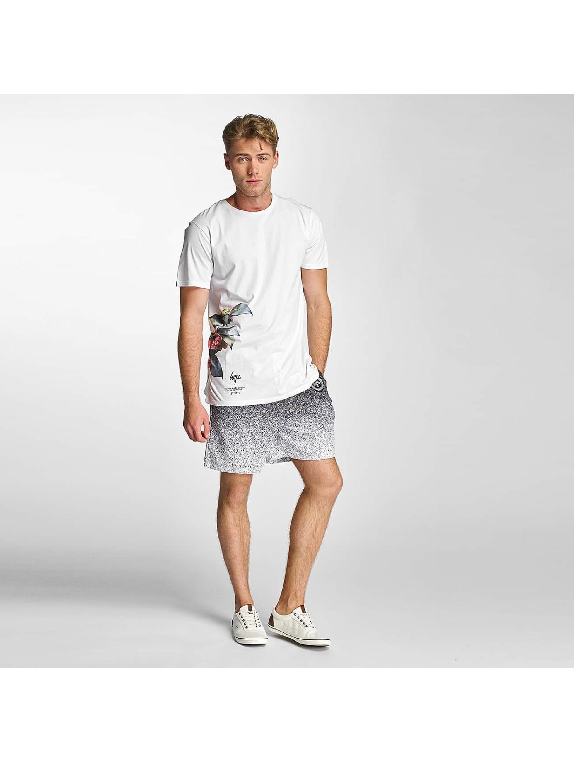 HYPE Shorts Speckle Gradient svart