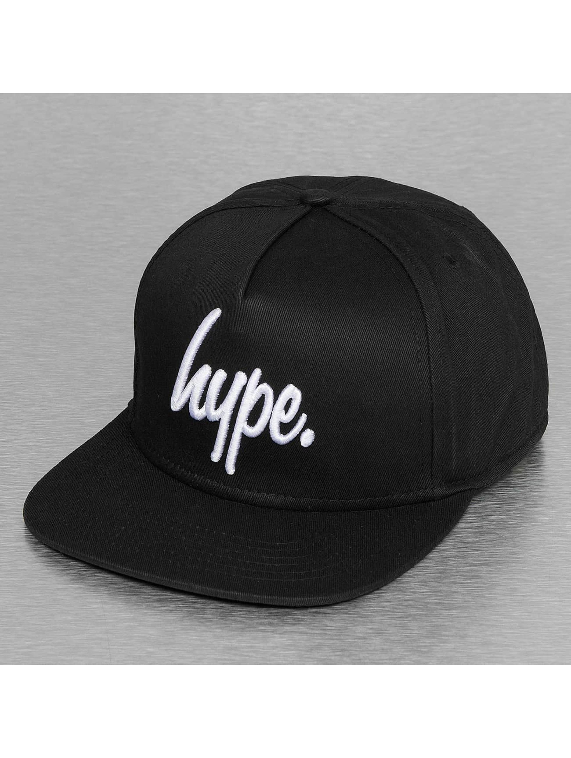 HYPE Snapback Script èierna