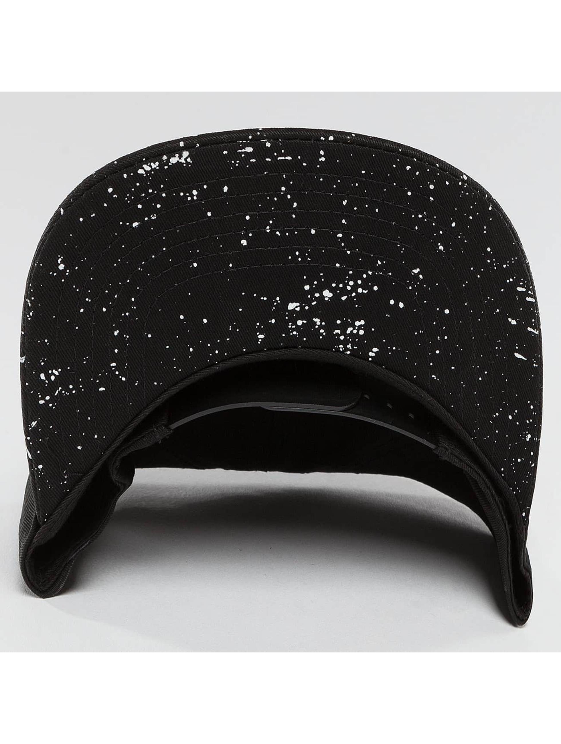 HYPE snapback cap Speckle zwart