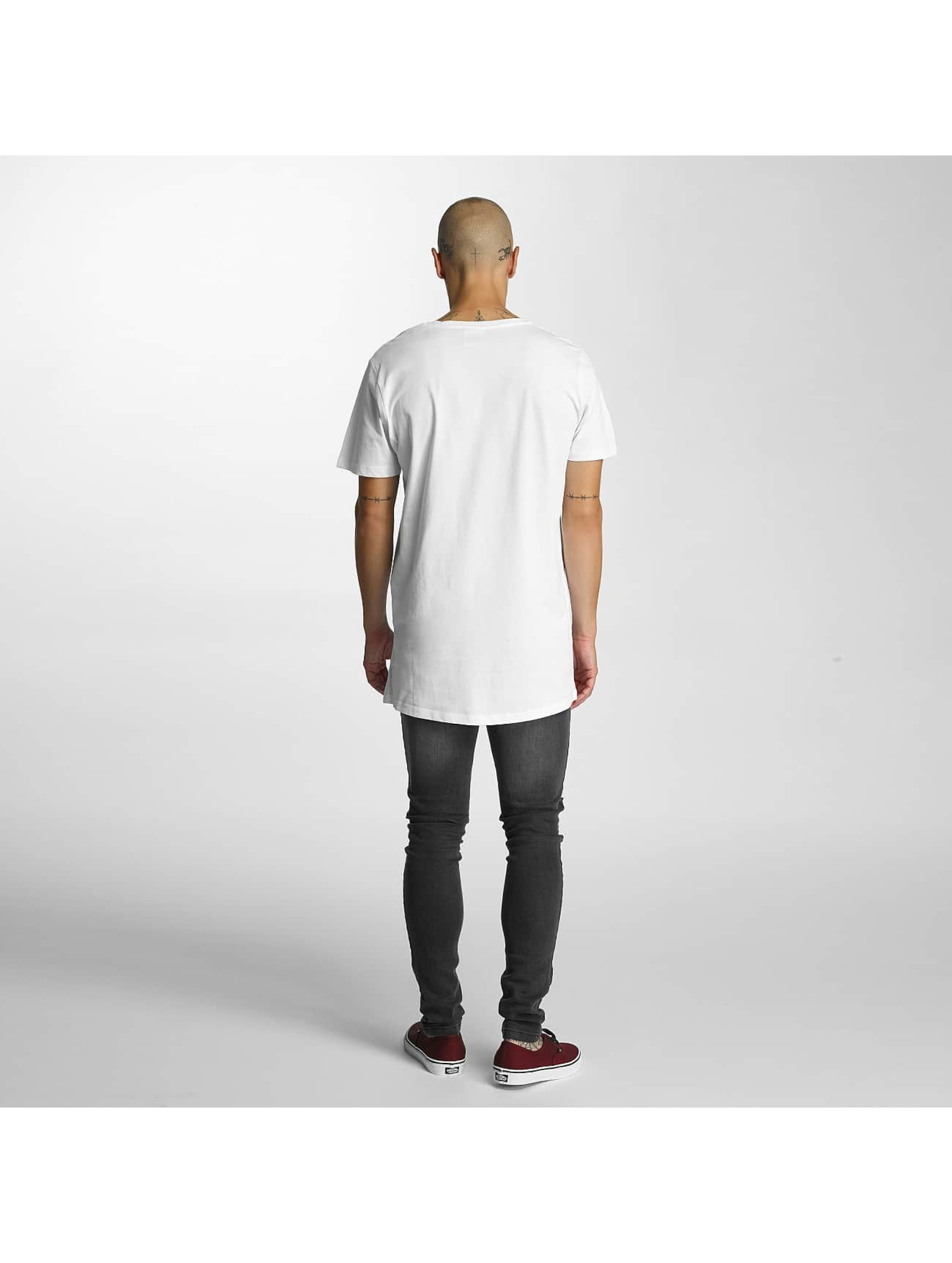 HYPE T-shirt Reef Dished bianco