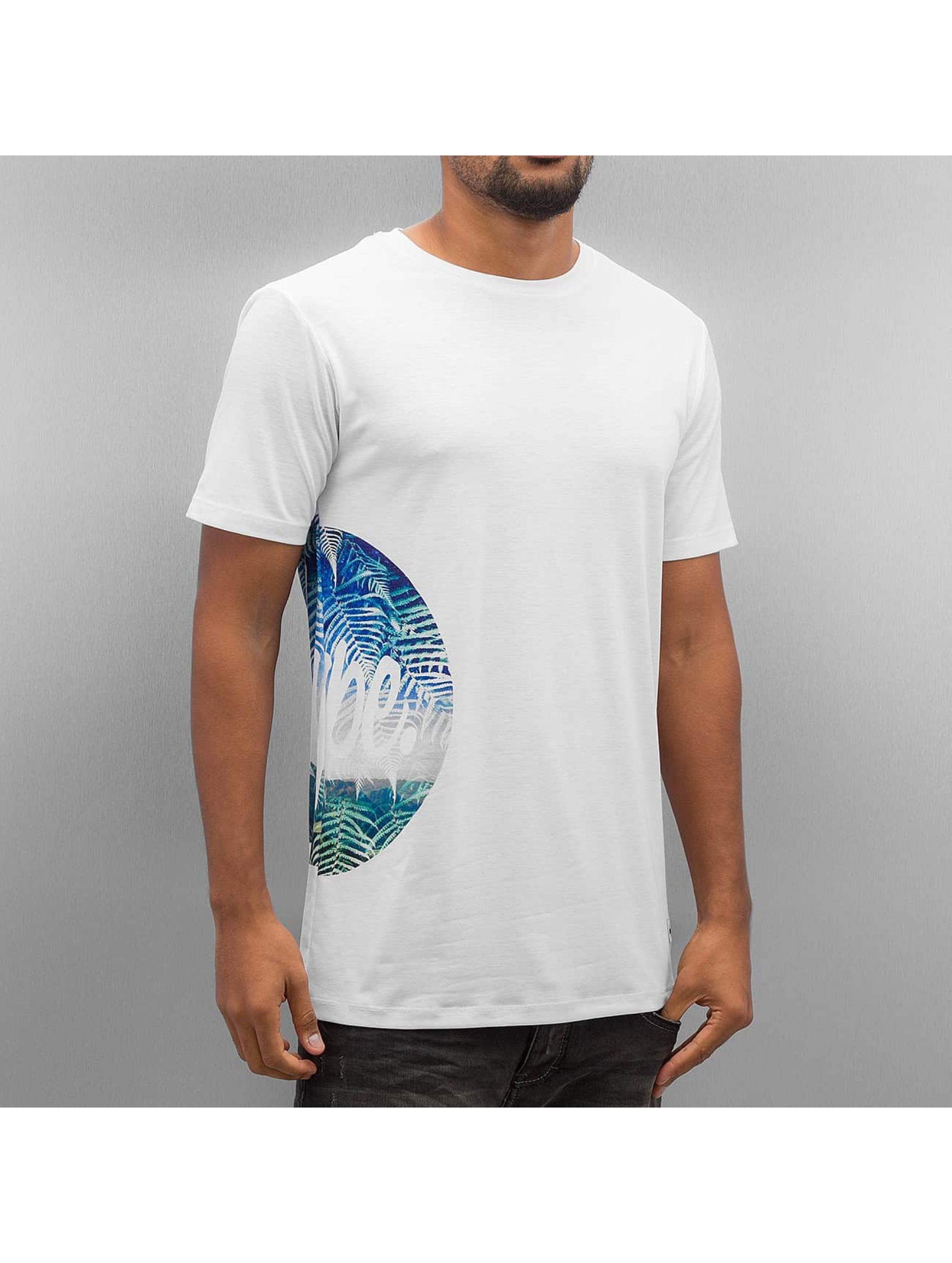HYPE T-Shirt Wilderness Side Circle weiß