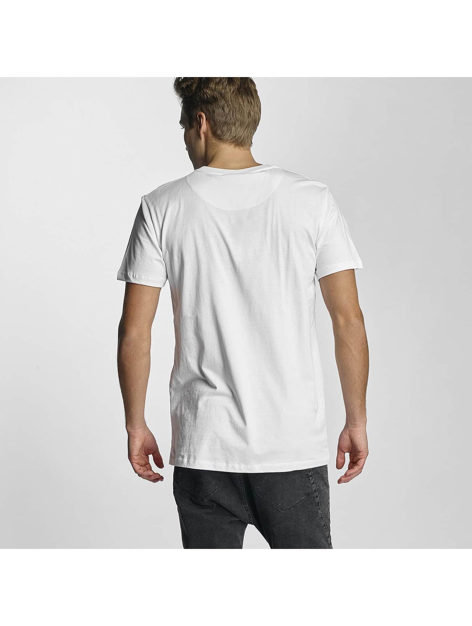 HYPE T-Shirt Drip Scrip weiß