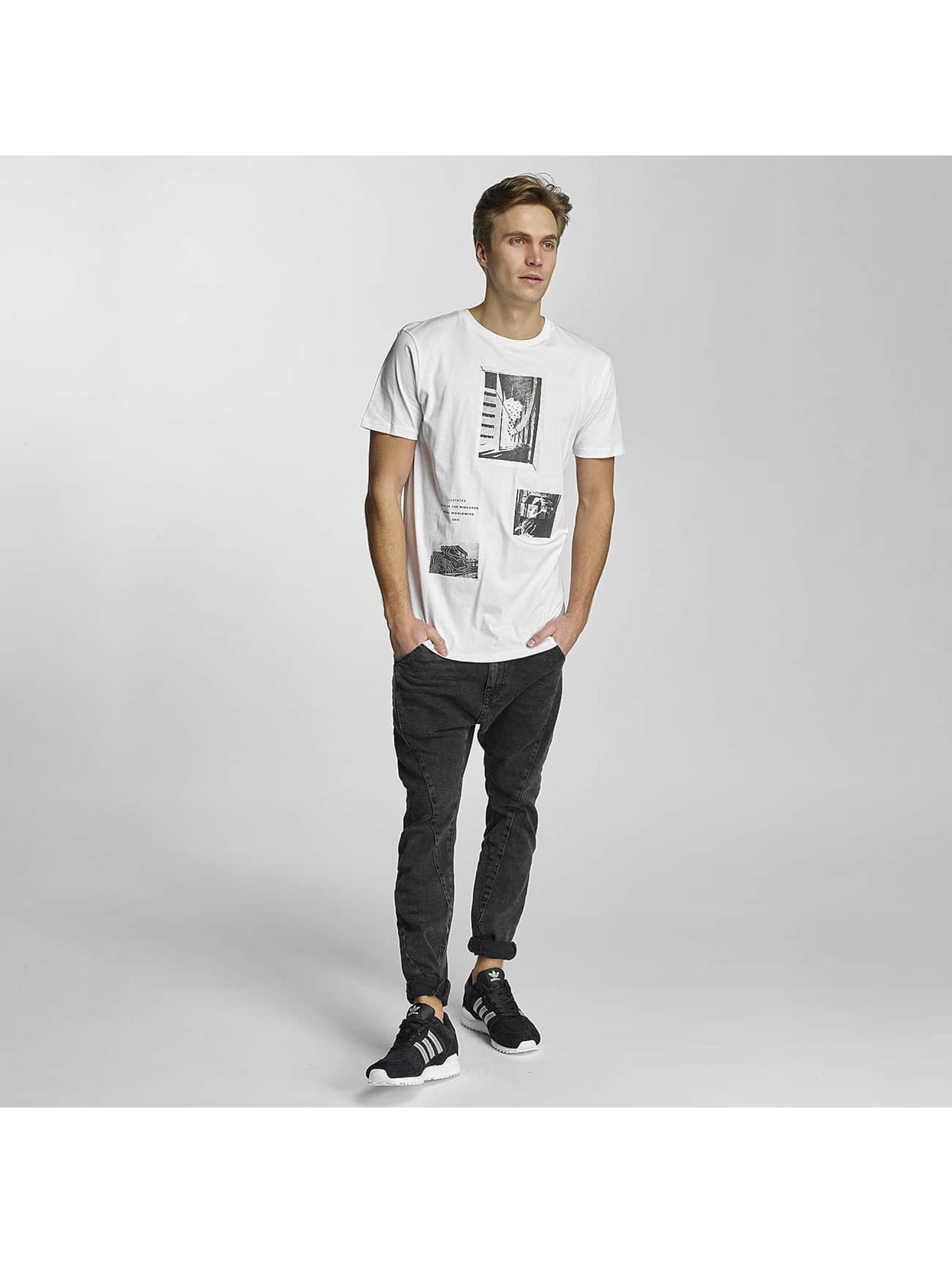 HYPE T-Shirt Haus weiß