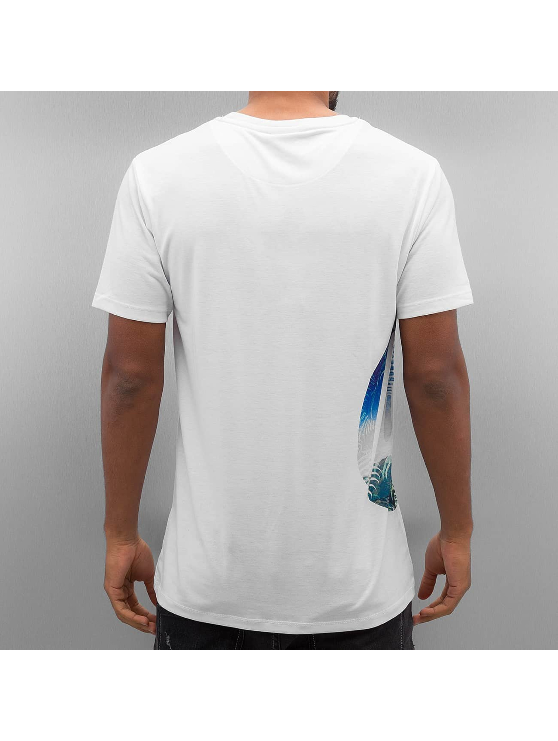 HYPE T-Shirt Wilderness Side Circle white