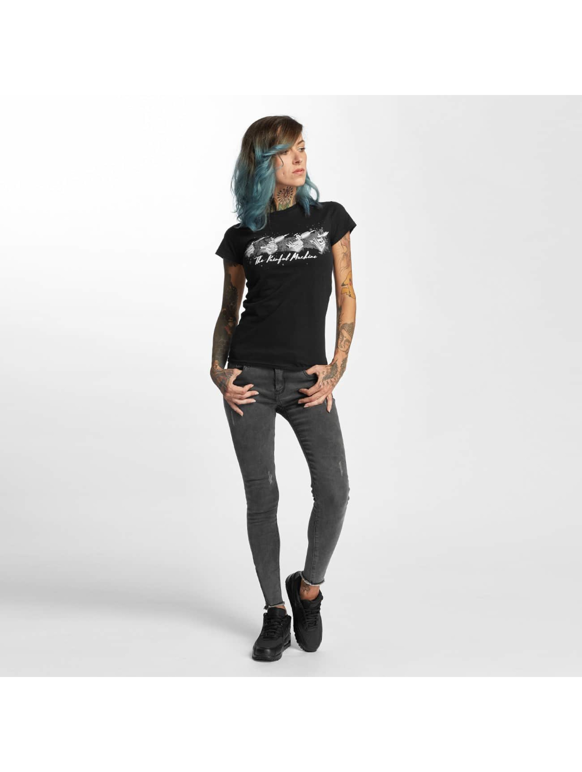 I Love Tattoo Camiseta TPM negro
