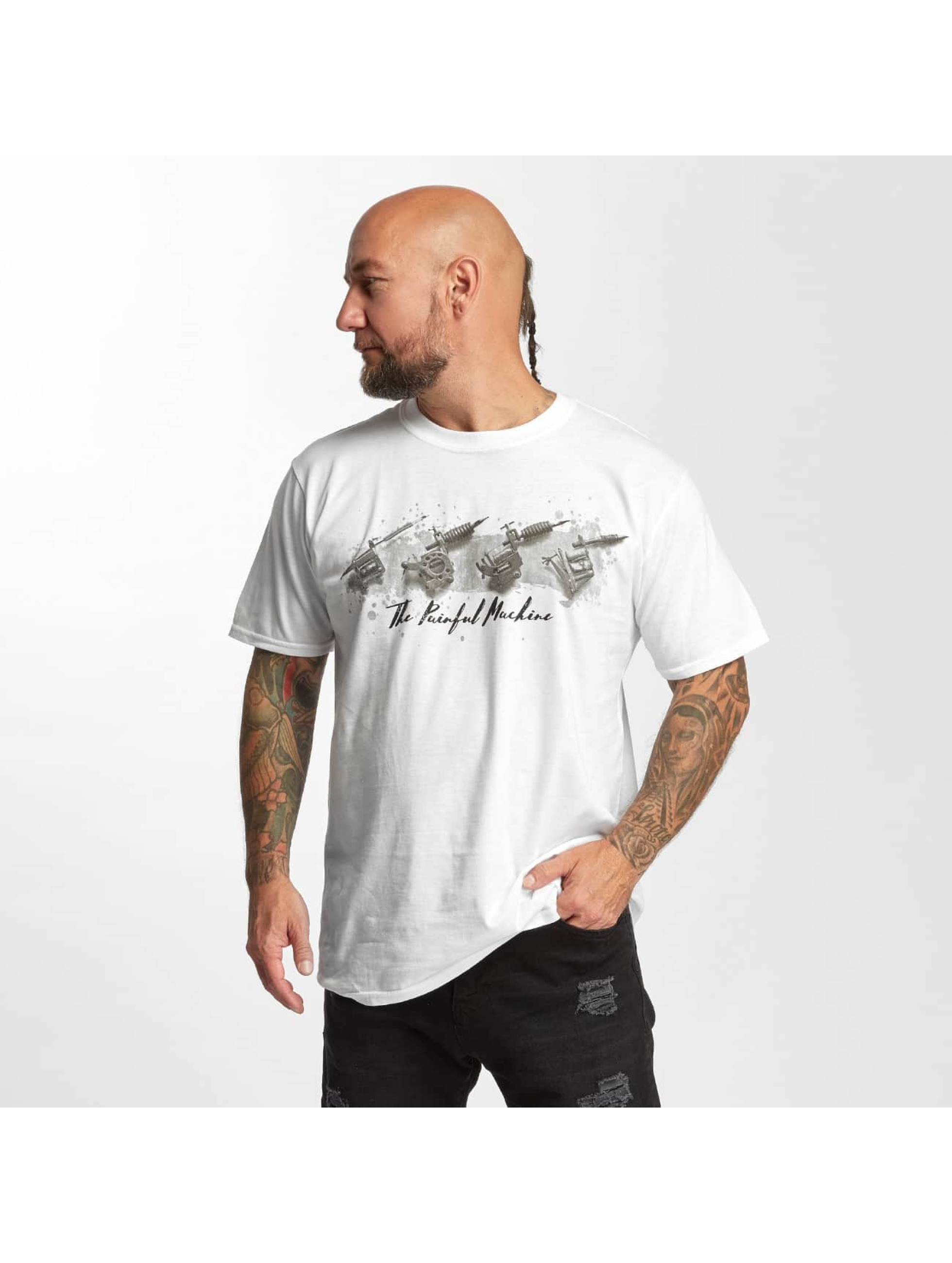 I Love Tattoo t-shirt TPM wit